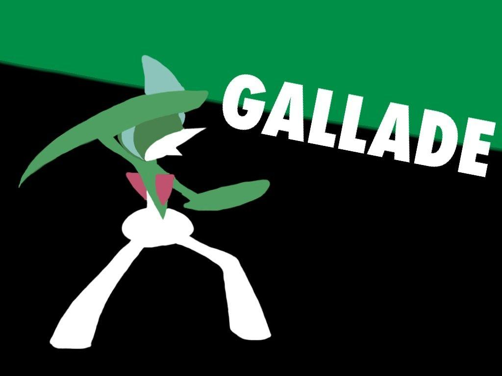 Gallade Wallpapers by Hetaoni00