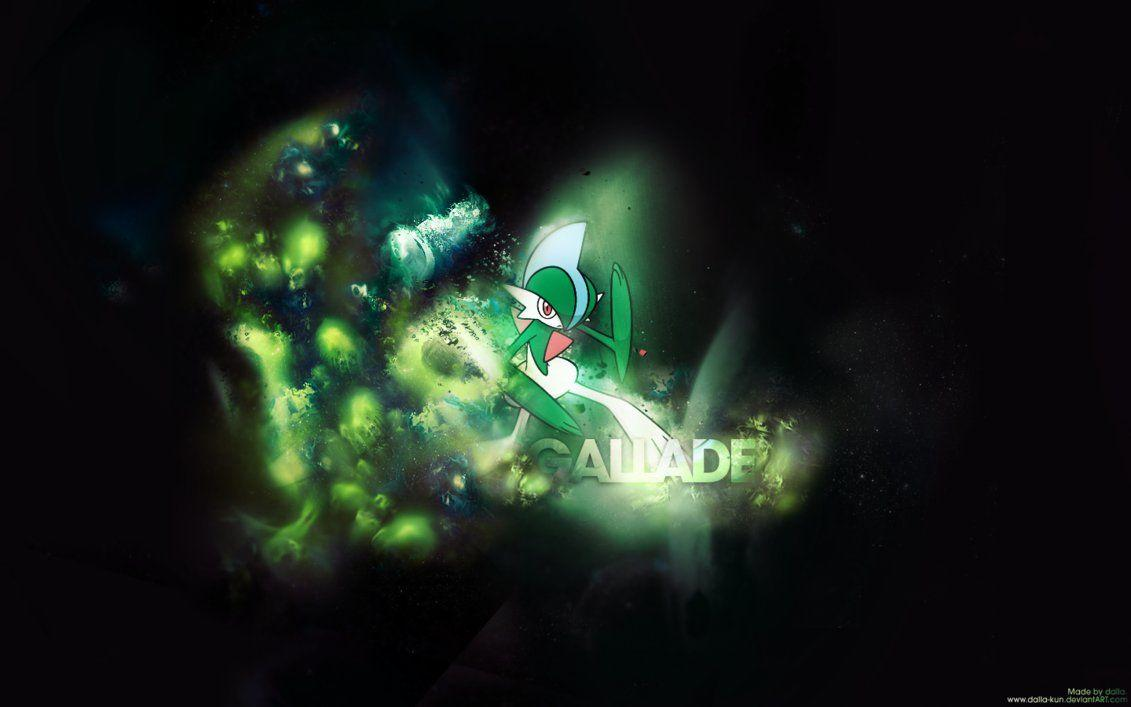 Gallade Wallpapers by dalla