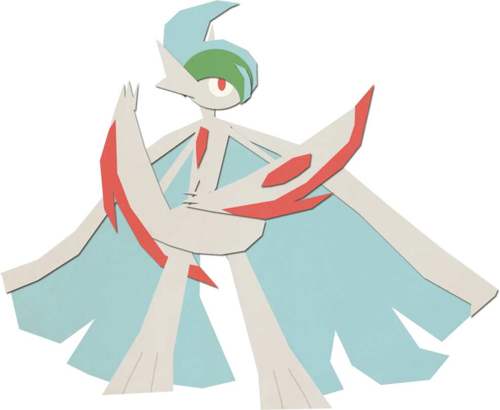 Pokemon gallade wallpapers 5491218