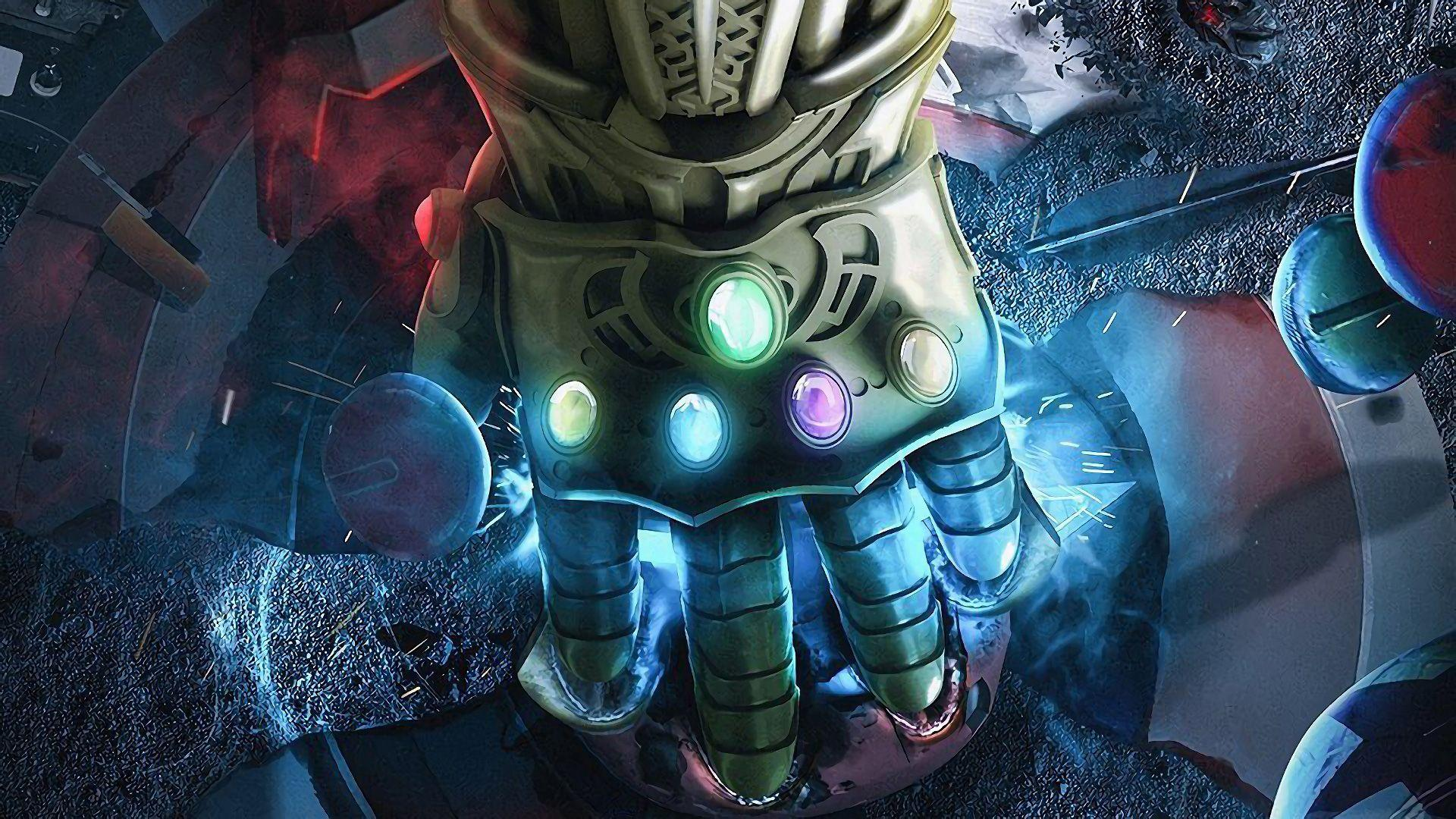 Thanos Infinity Gauntlet Hd Movies K Wallpapers Images
