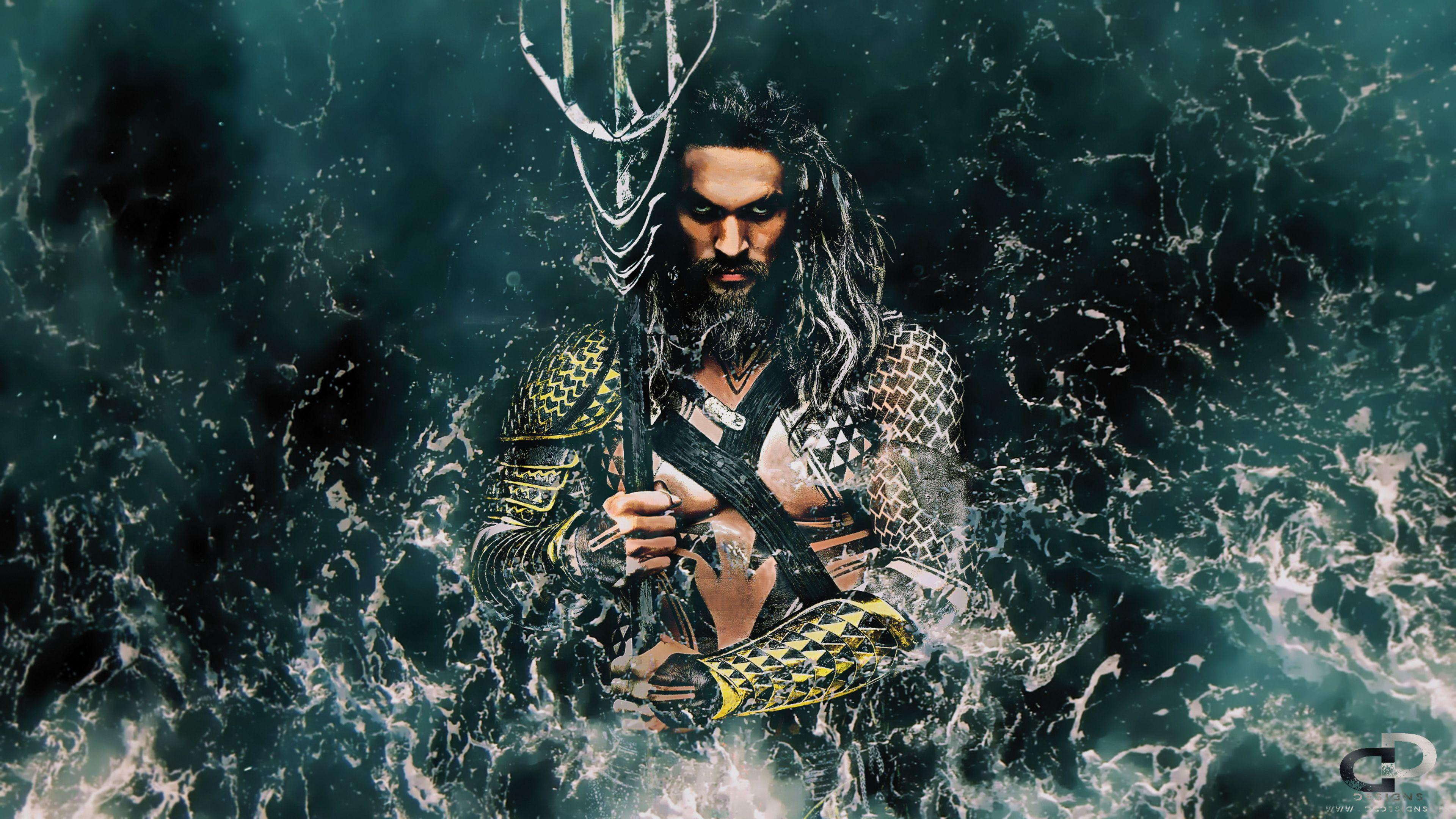 Aquaman 2018 Movie 4k Wallpapers