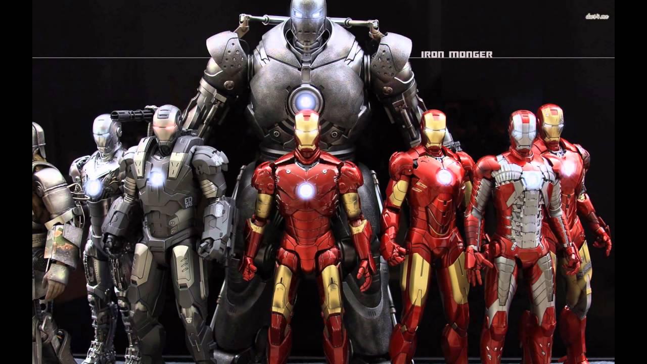 Iron Man 4k Wallpapers Wallpaper Cave