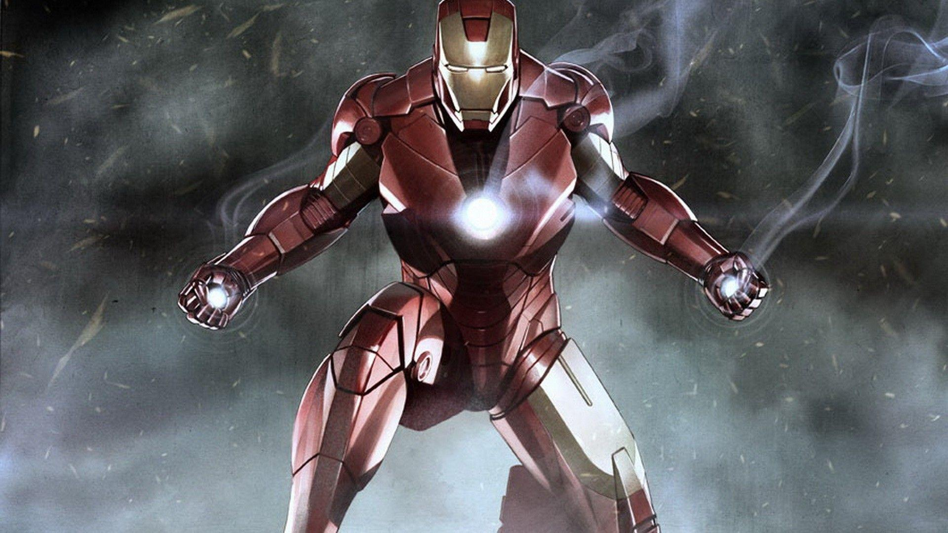 Iron Man Wallpapers For PC Group 87