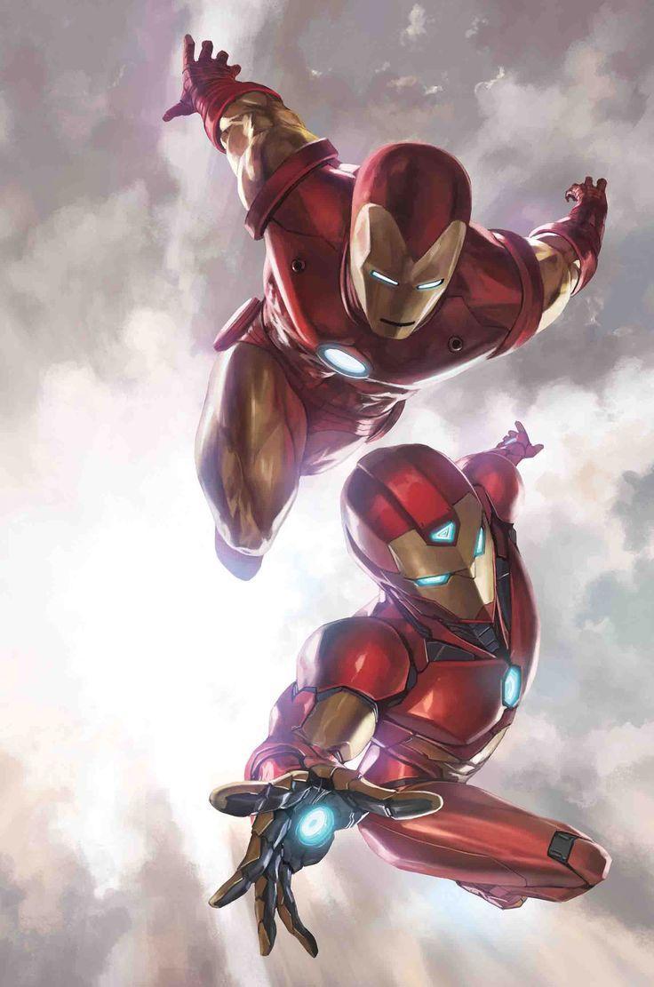 Iron Man Mark 50 Wallpapers Wallpaper Cave