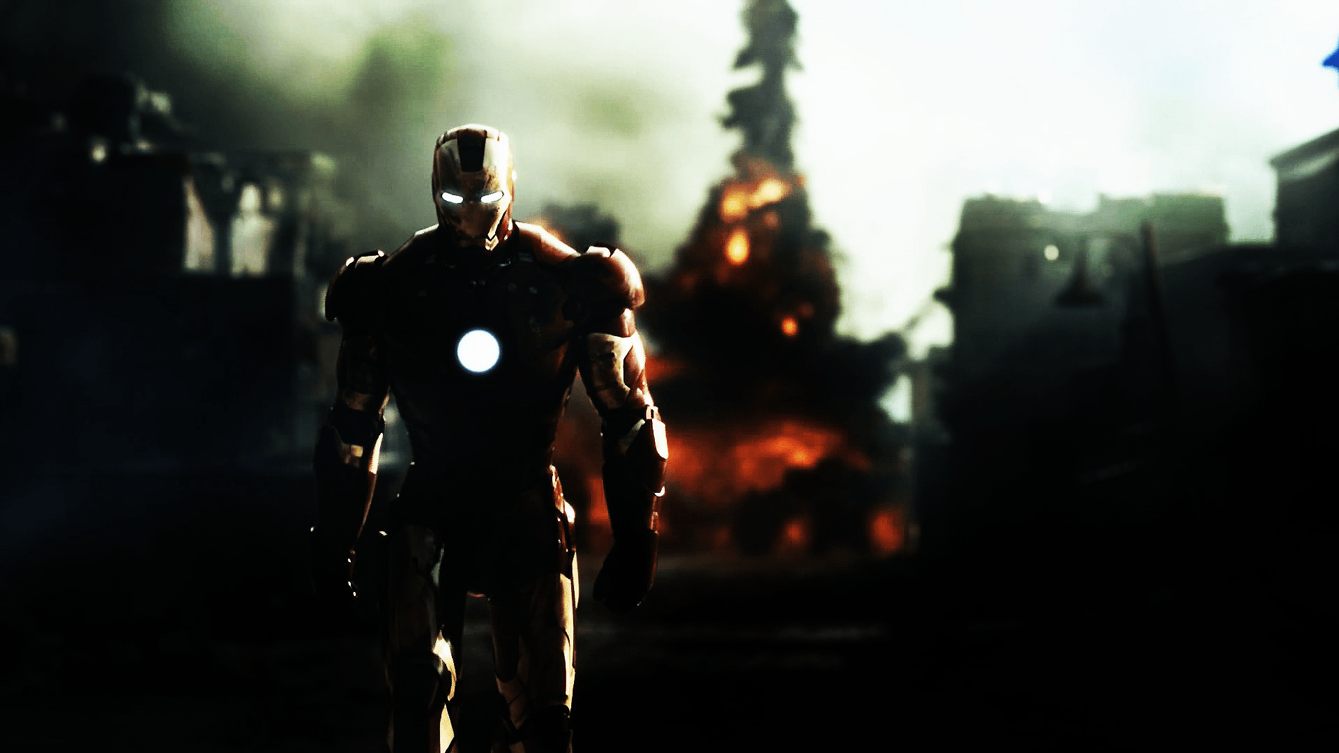 Iron Man Mark 50 Wallpapers Wallpaper Cave