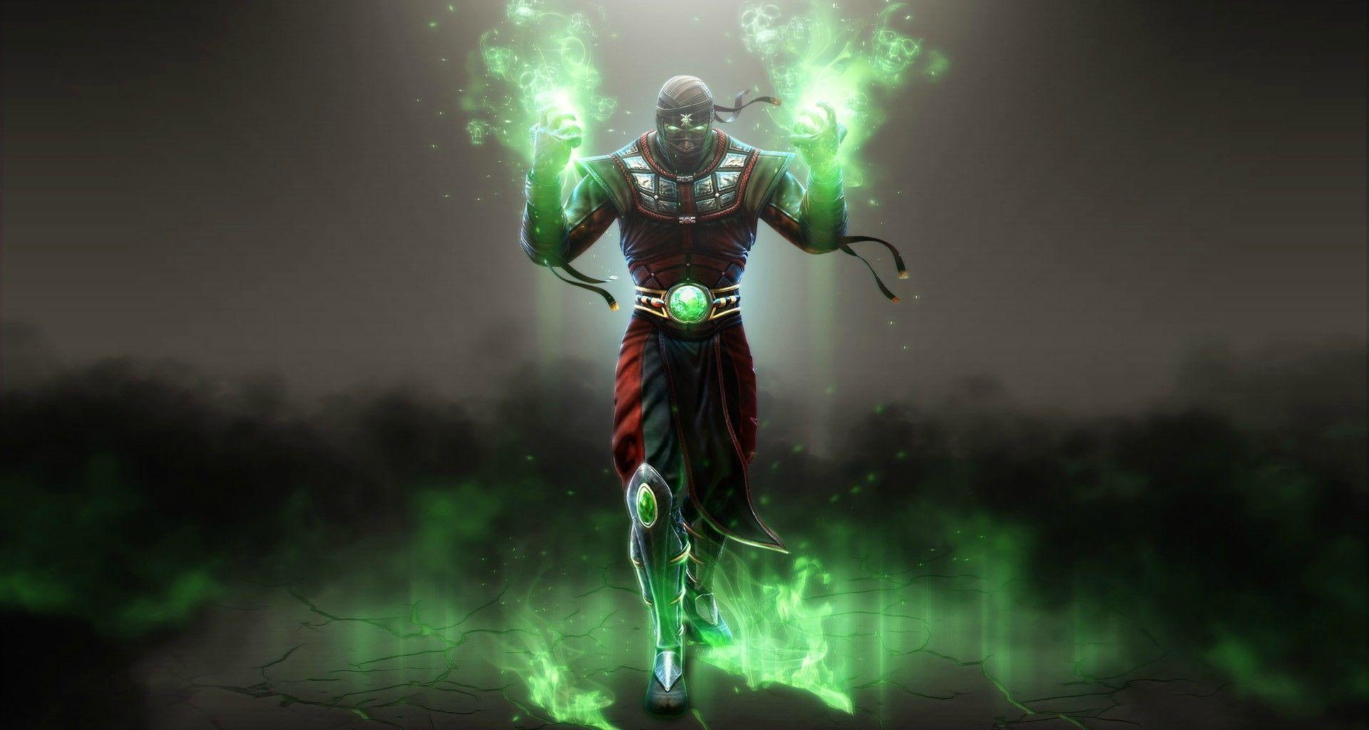 Wallpaperwiki Ermac Backgrounds PIC WPB003155