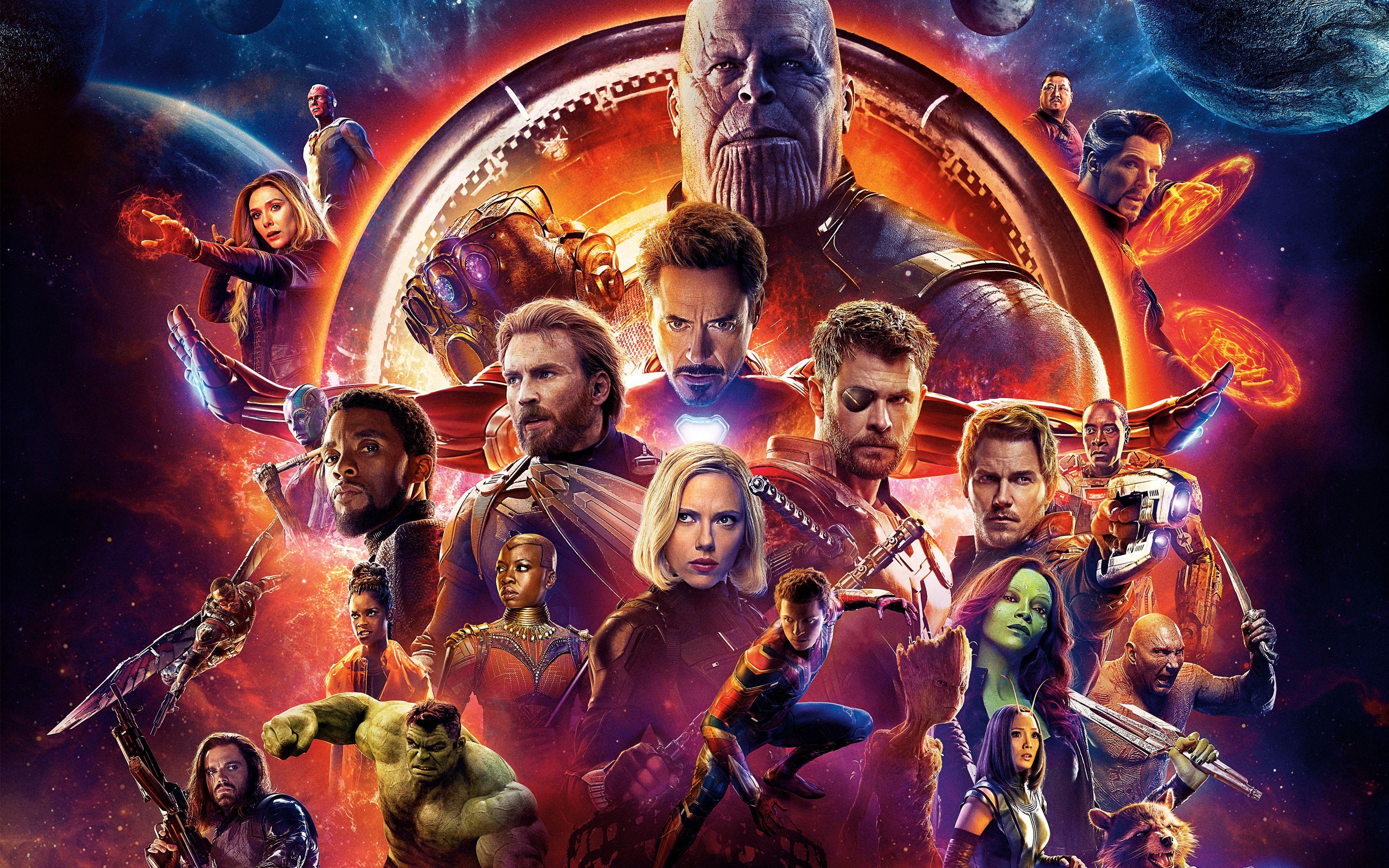 Avengers 4k Wallpapers Wallpaper Cave