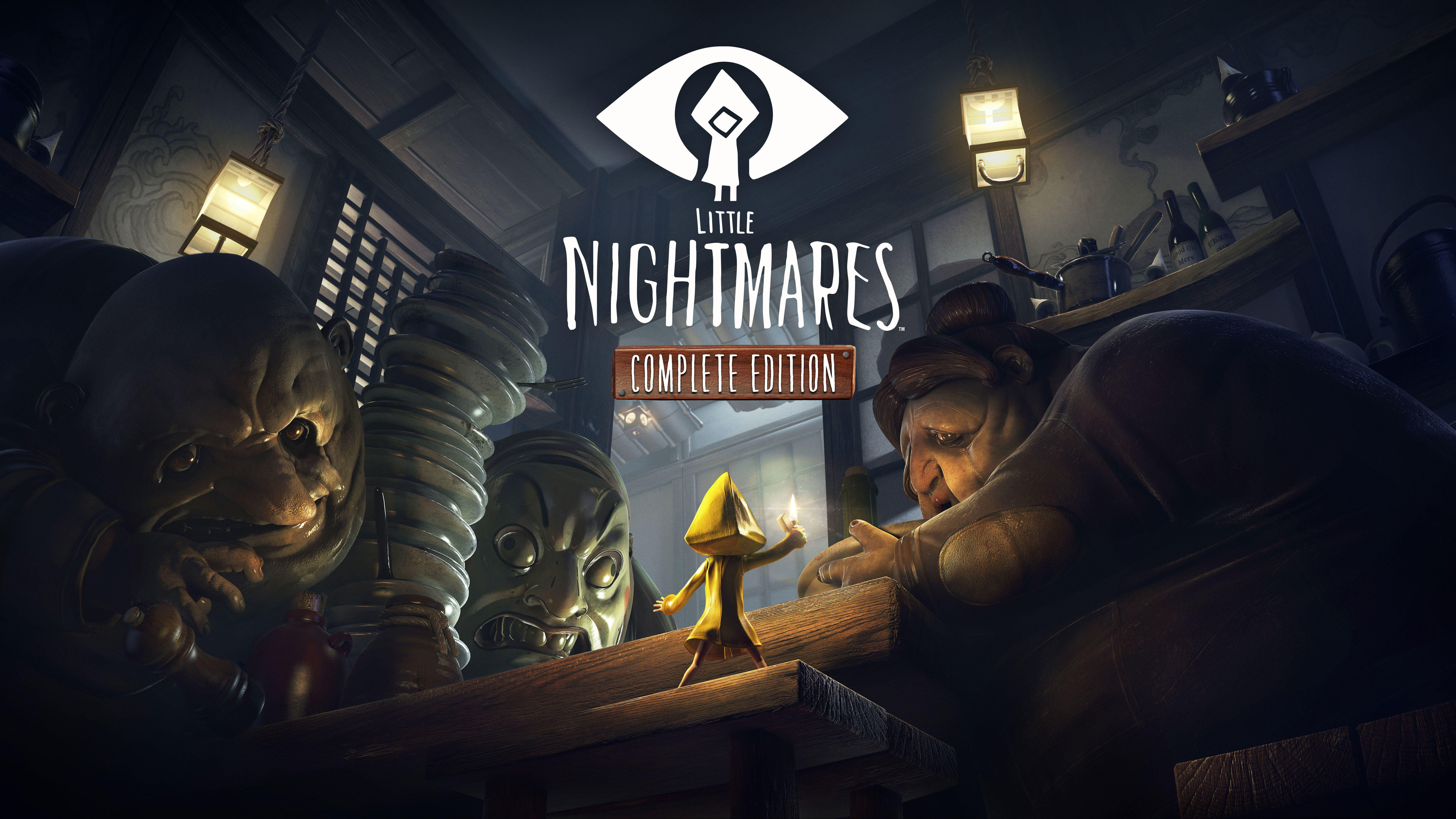 Little Nightmares Complete Edition Wallpapers Wallpaper Cave