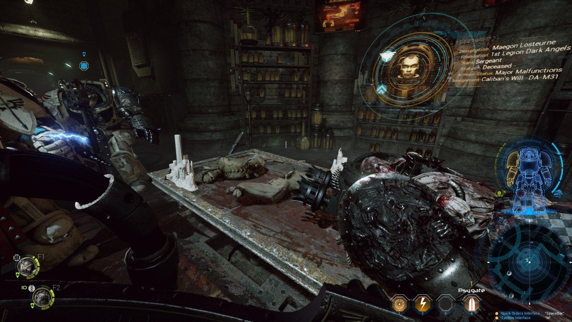 Space Hulk: Deathwing - Enhanced Edition Wallpapers - Wallpaper Cave