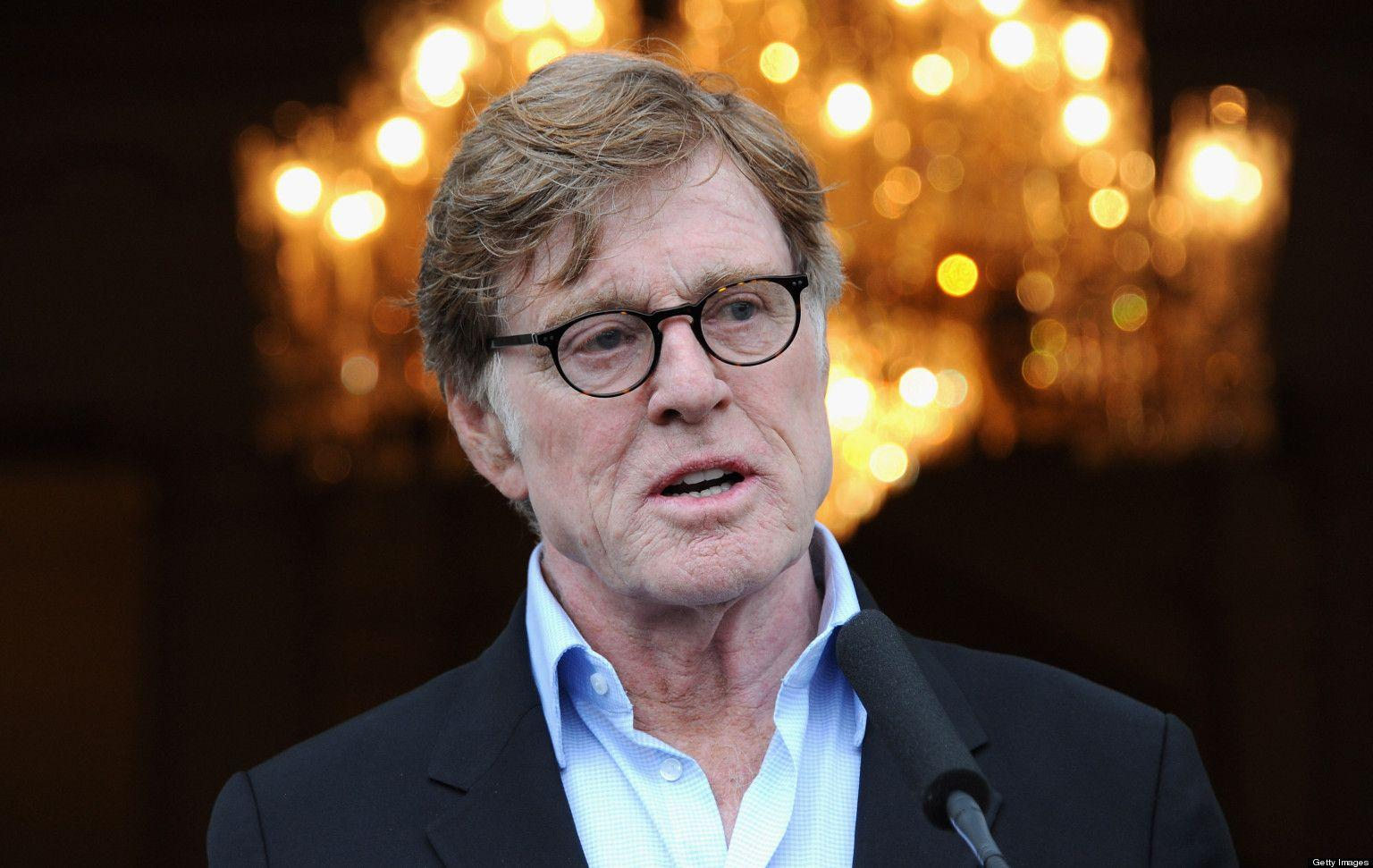 Robert Redford: Up Close and Personal | HuffPost
