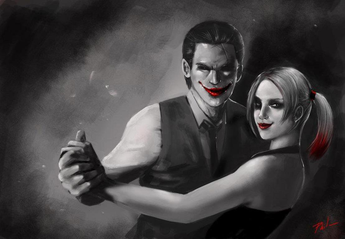 Harley Quinn And Joker Hd Wallpapers Wallpaper Cave