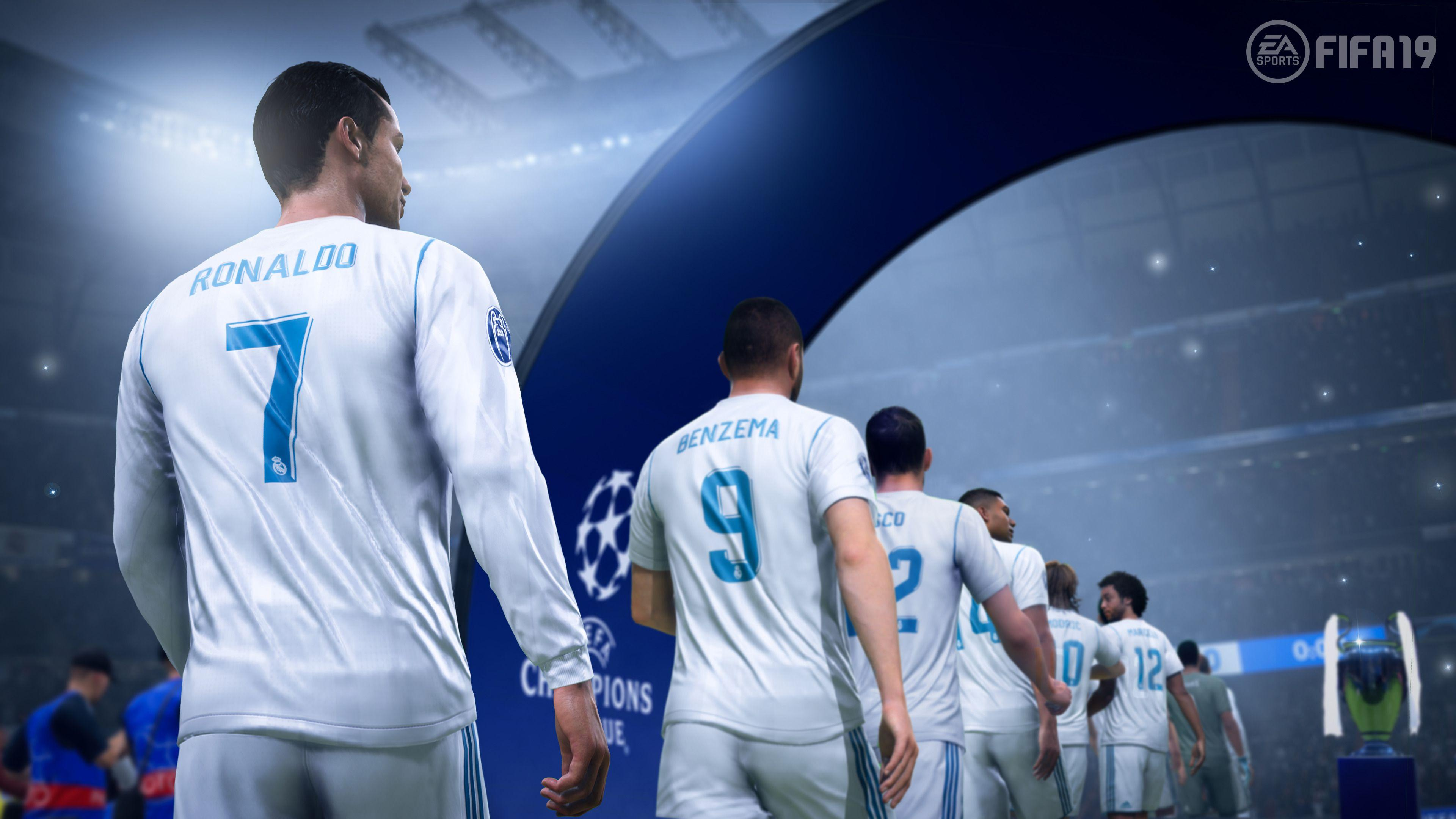 Fifa  Ronaldo Hd Games K Wallpapers Images Backgrounds