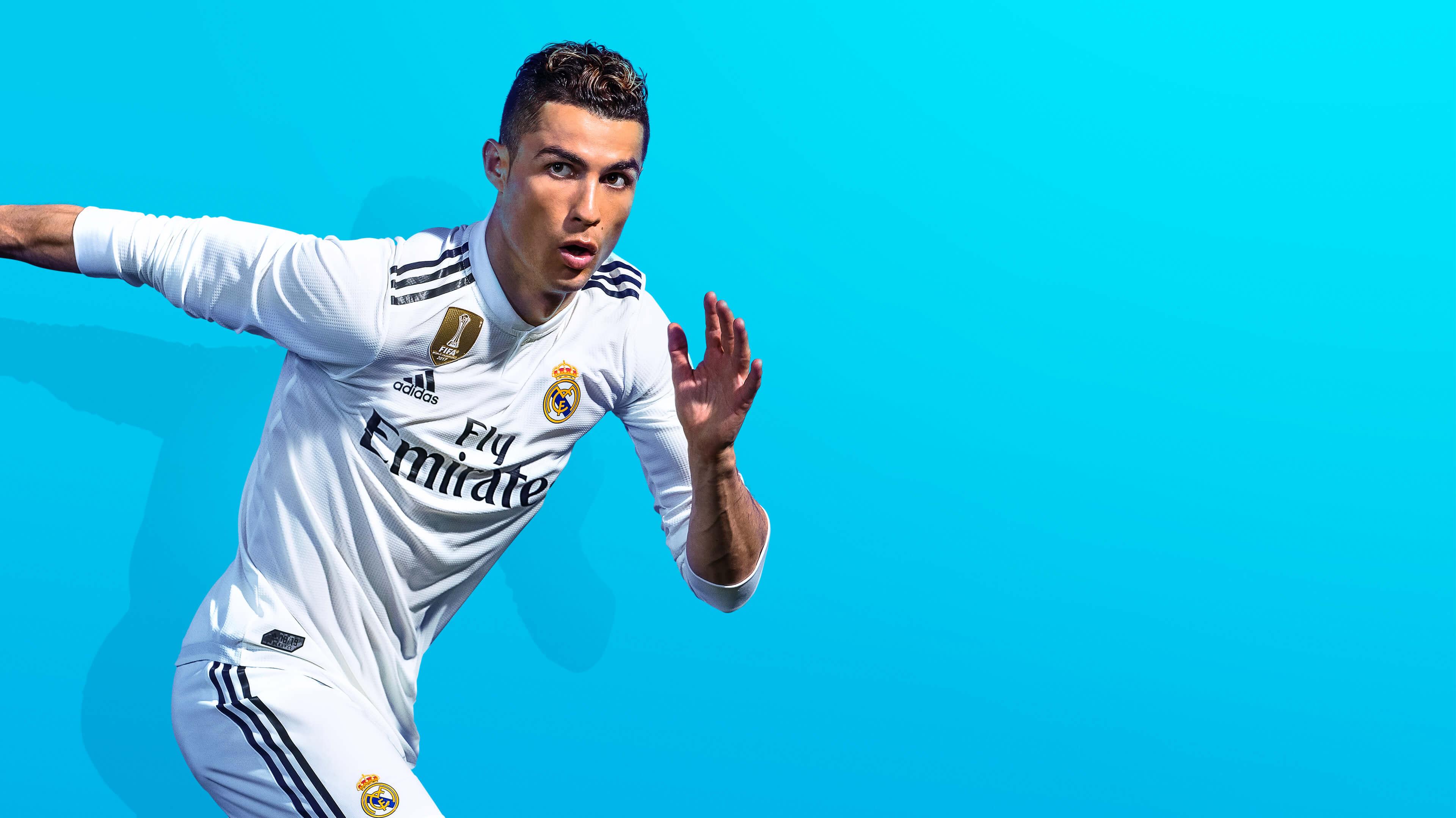 Wallpaper Cristiano Ronaldo Fifa  K Games