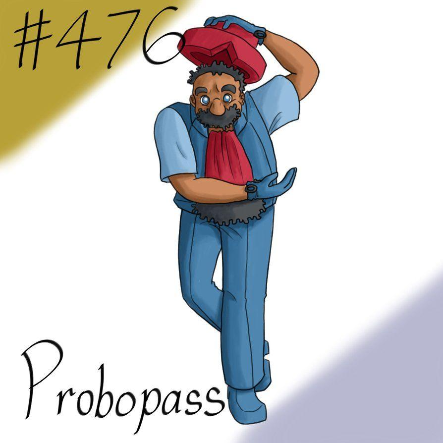 Pokemon Gijinka Project 476 Probopass by JinchuurikiHunter on DeviantArt