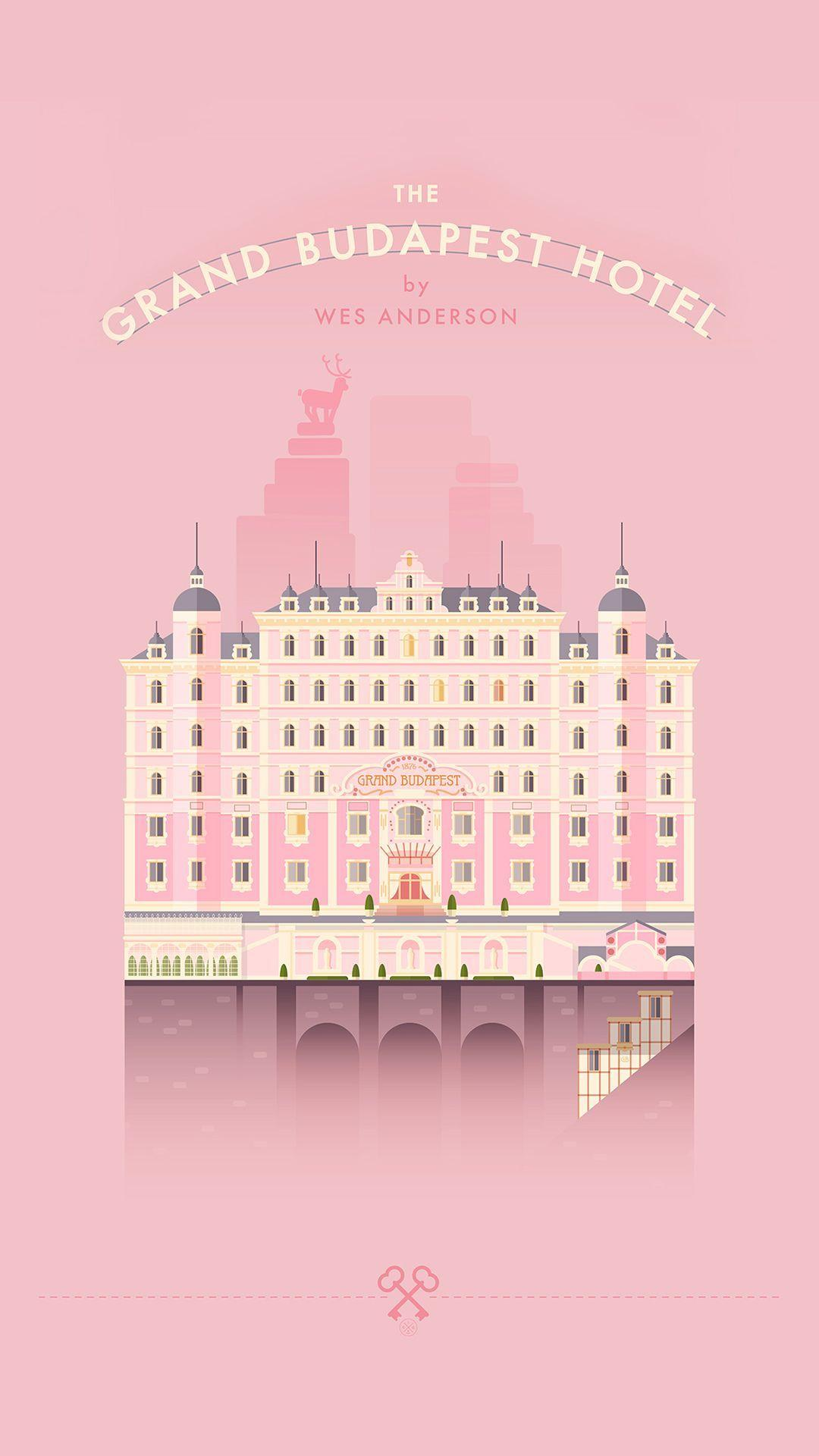 The Grand Budapest Hotel Wallpapers Wallpaper Cave