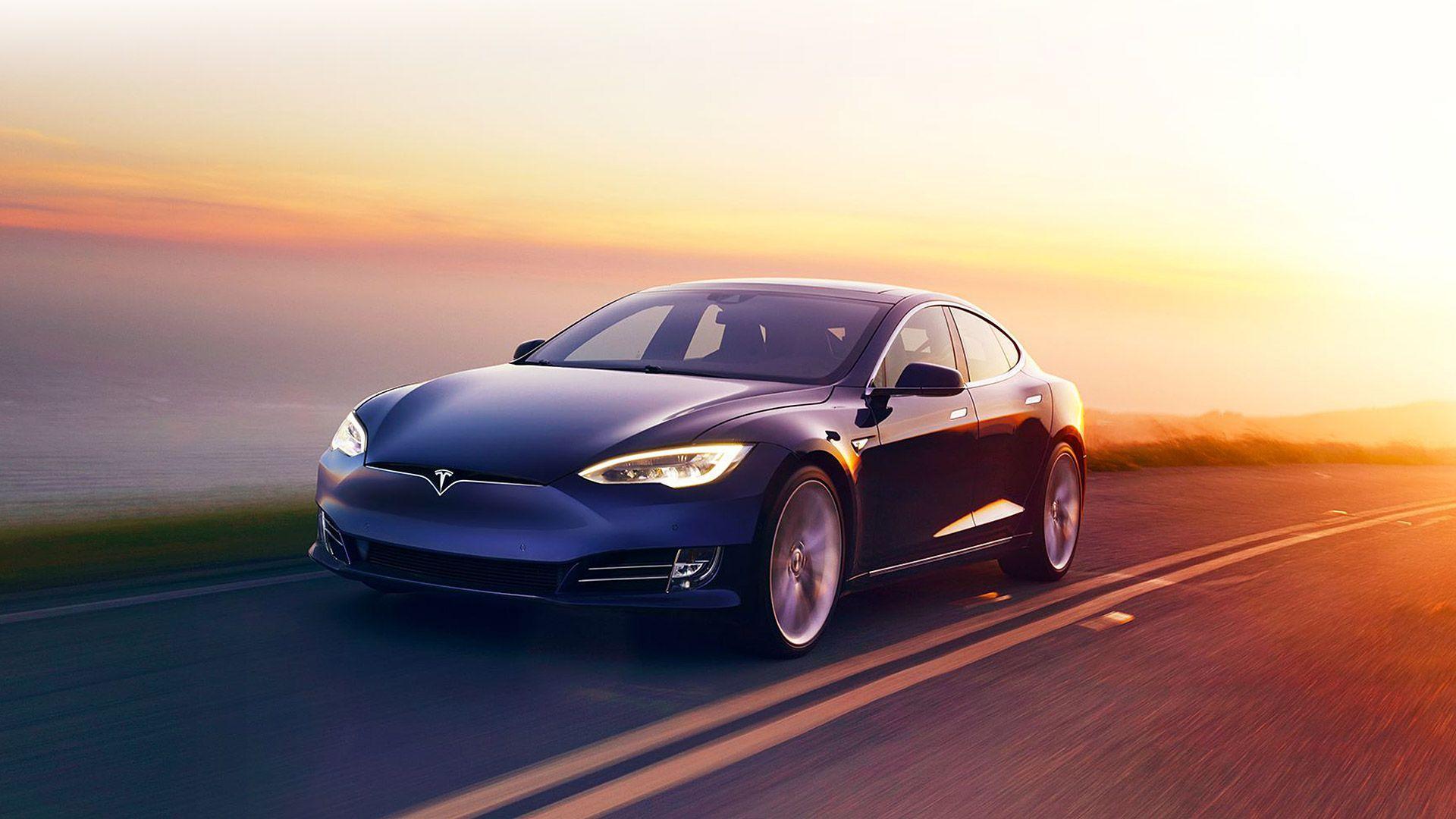 64400 Tesla Model S Wallpaper 1080p Hd