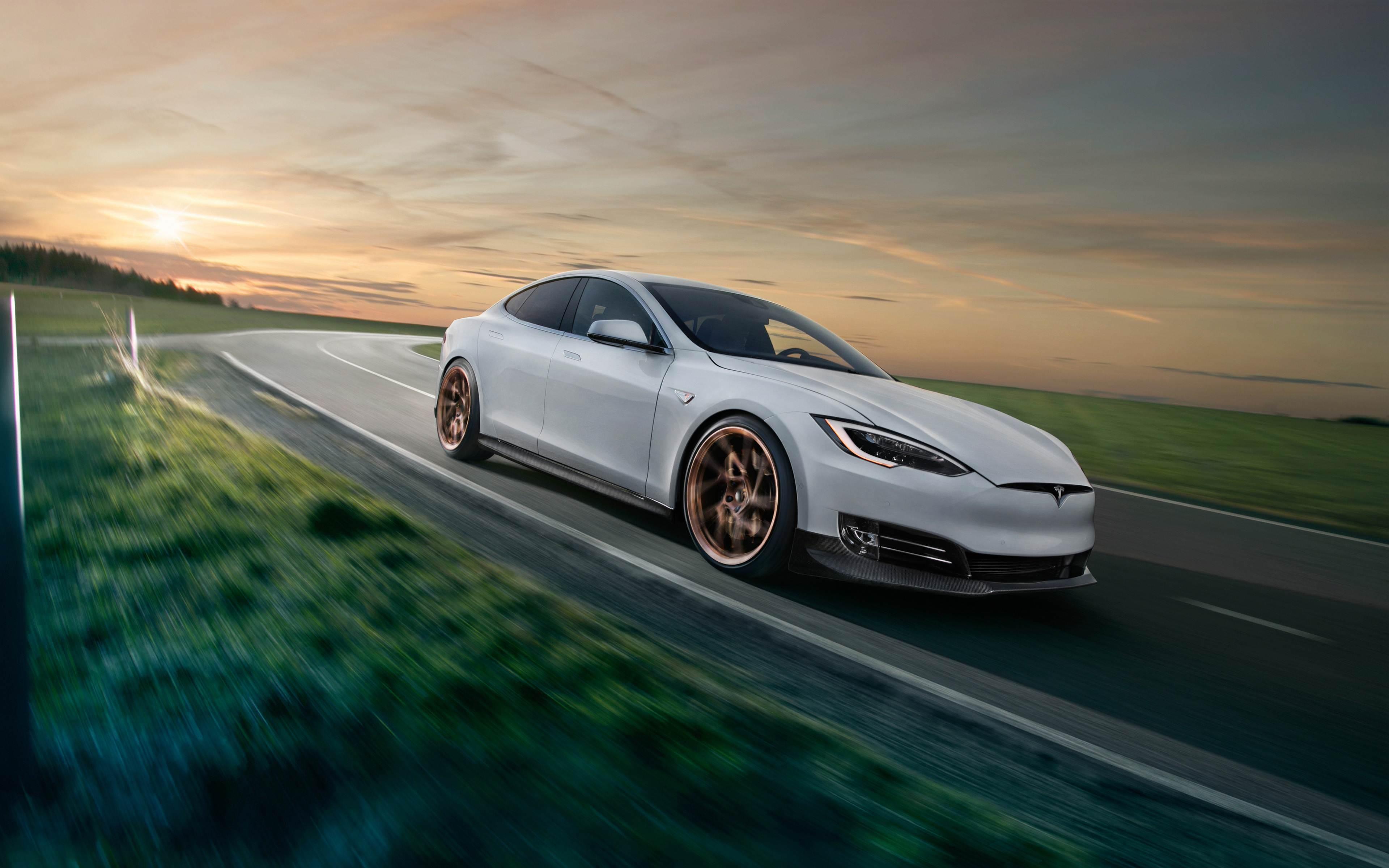 2018 Tesla Model S Wallpapers Wallpaper Cave