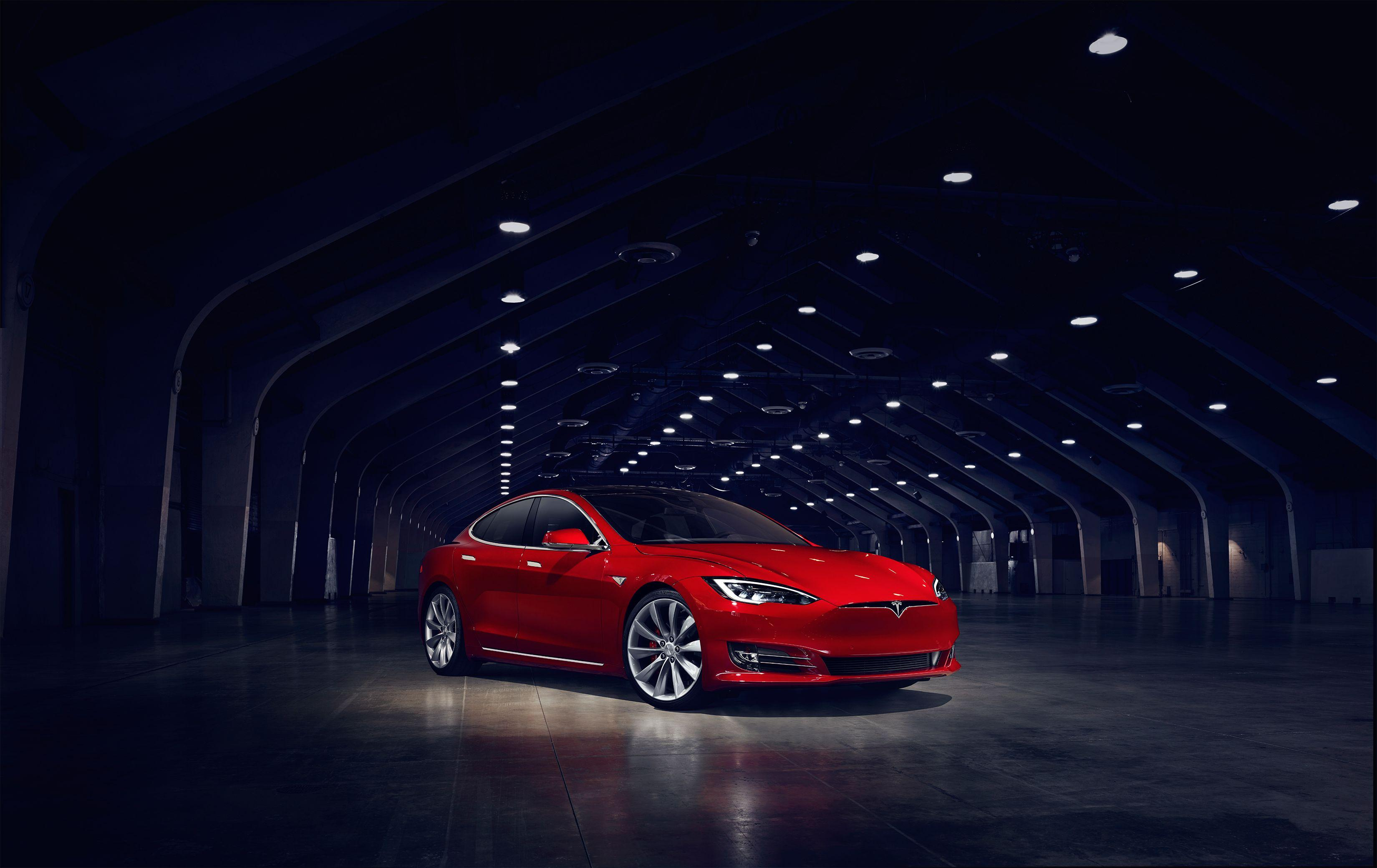 Tesla's Model S Will Look Different Starting Today