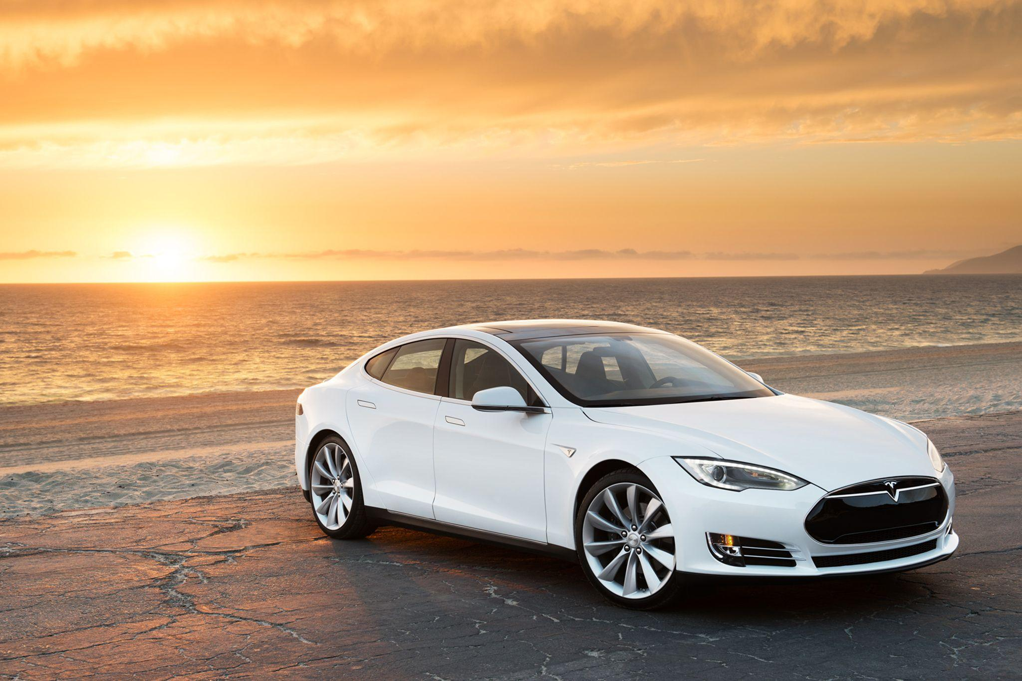 Tesla Model S Pric HD Wallpaper, Backgrounds Image