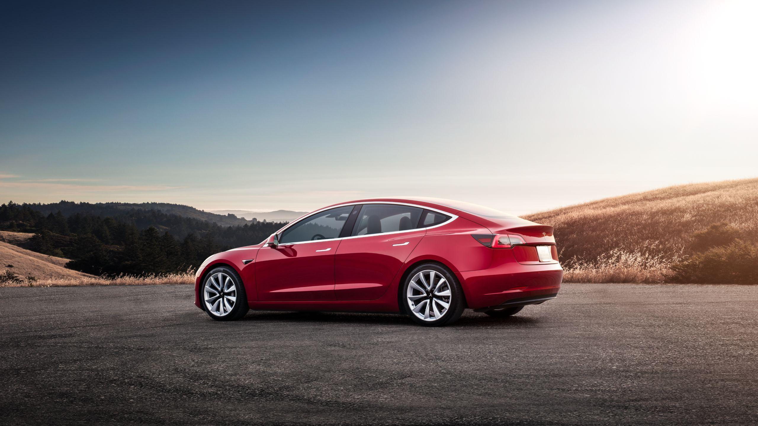 Wallpapers Wednesday: Featuring The Tesla Model S, X And 3
