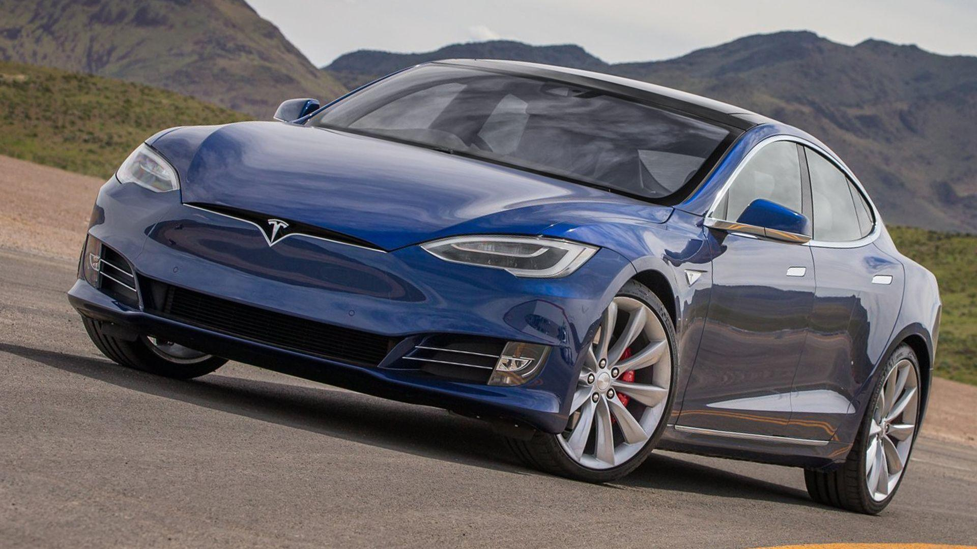 2019 Tesla Model S Wallpapers for Mobile