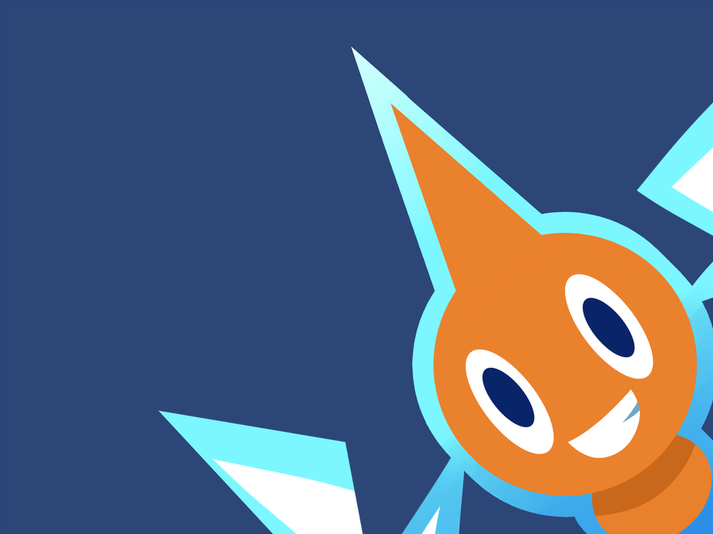 Rotom wallpapers by Yaaaco17