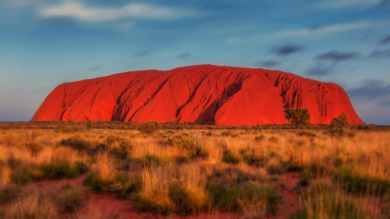 Free Uluru high quality backgrounds ID:169127 for hd 720p computer