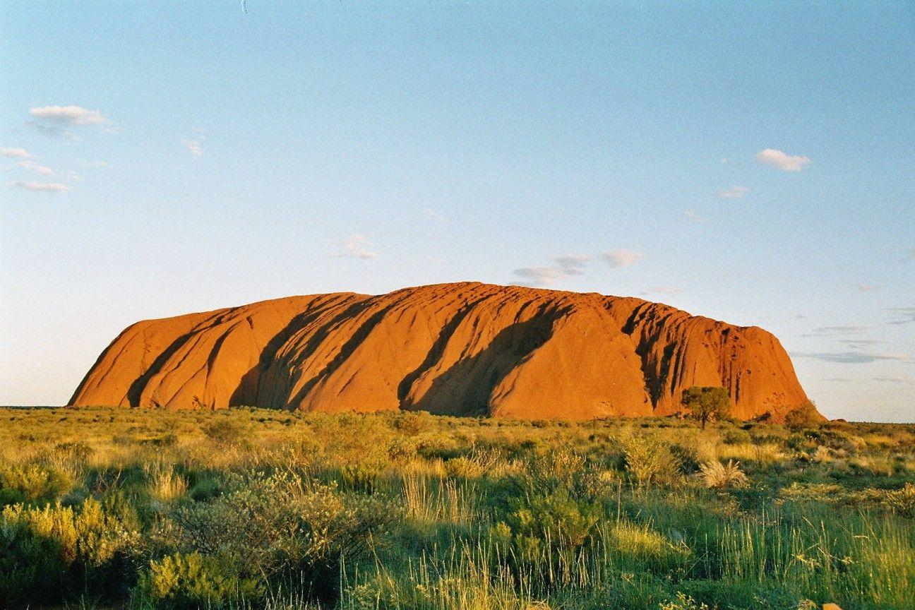 Where Is Wallpaper: ayers rock