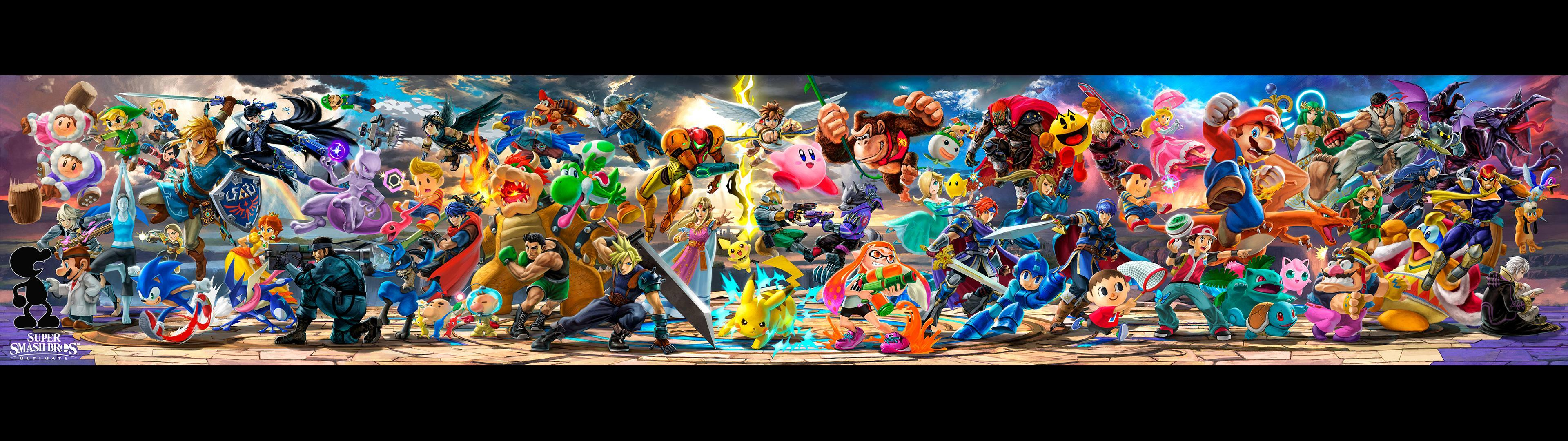 Super Smash Bros Ultimate Wallpapers - Wallpaper Cave