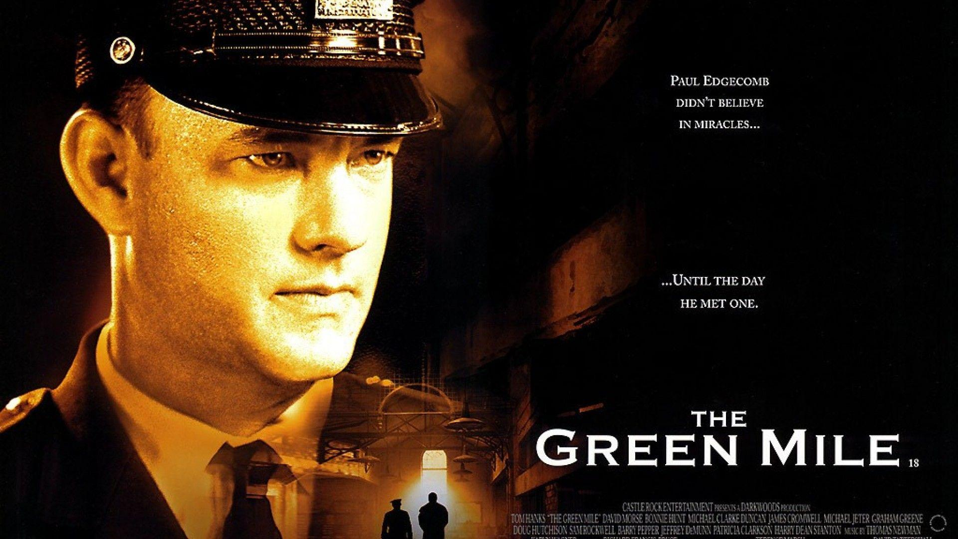 THE GREEN MILE drama poster f wallpapers