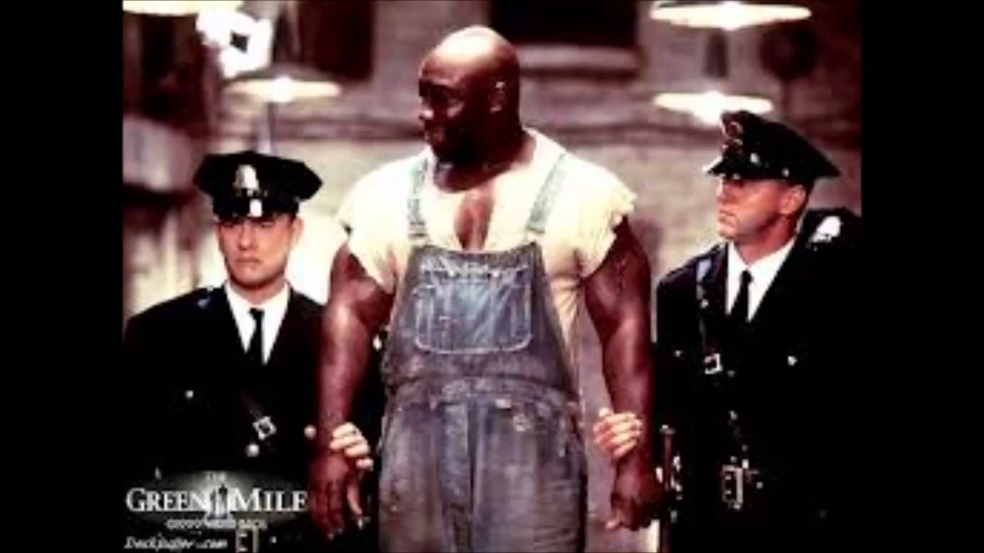 The Green Mile Book Trailer