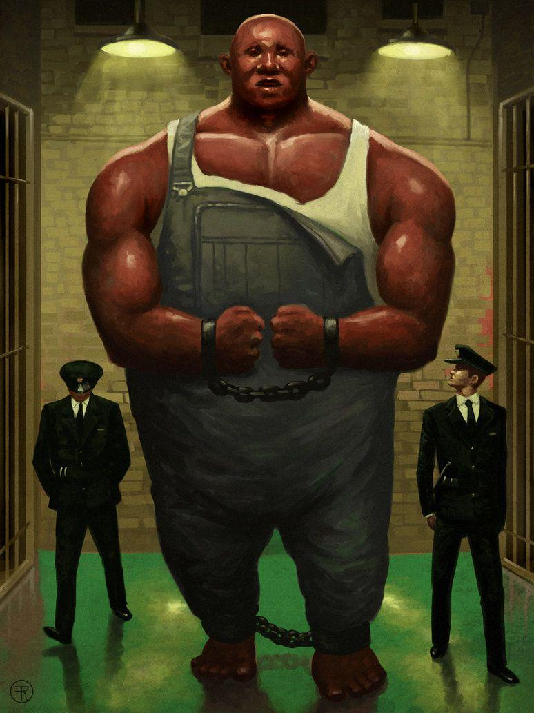 The green mile by FrankVenice
