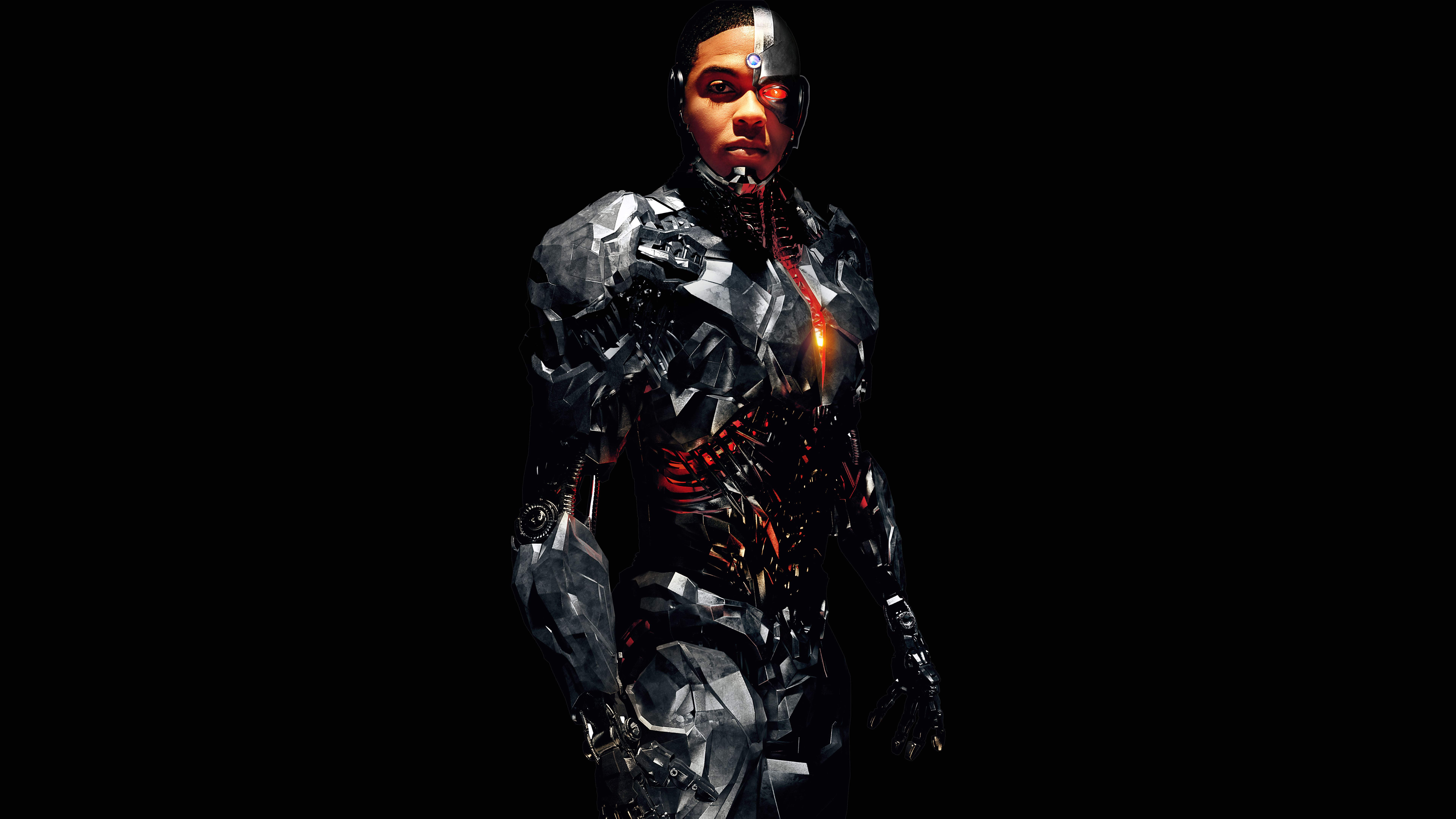 Justice League Cyborg Wallpapers Wallpaper Cave