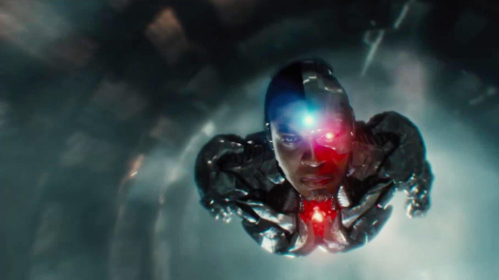 Justice League Cyborg Wallpapers - Wallpaper Cave