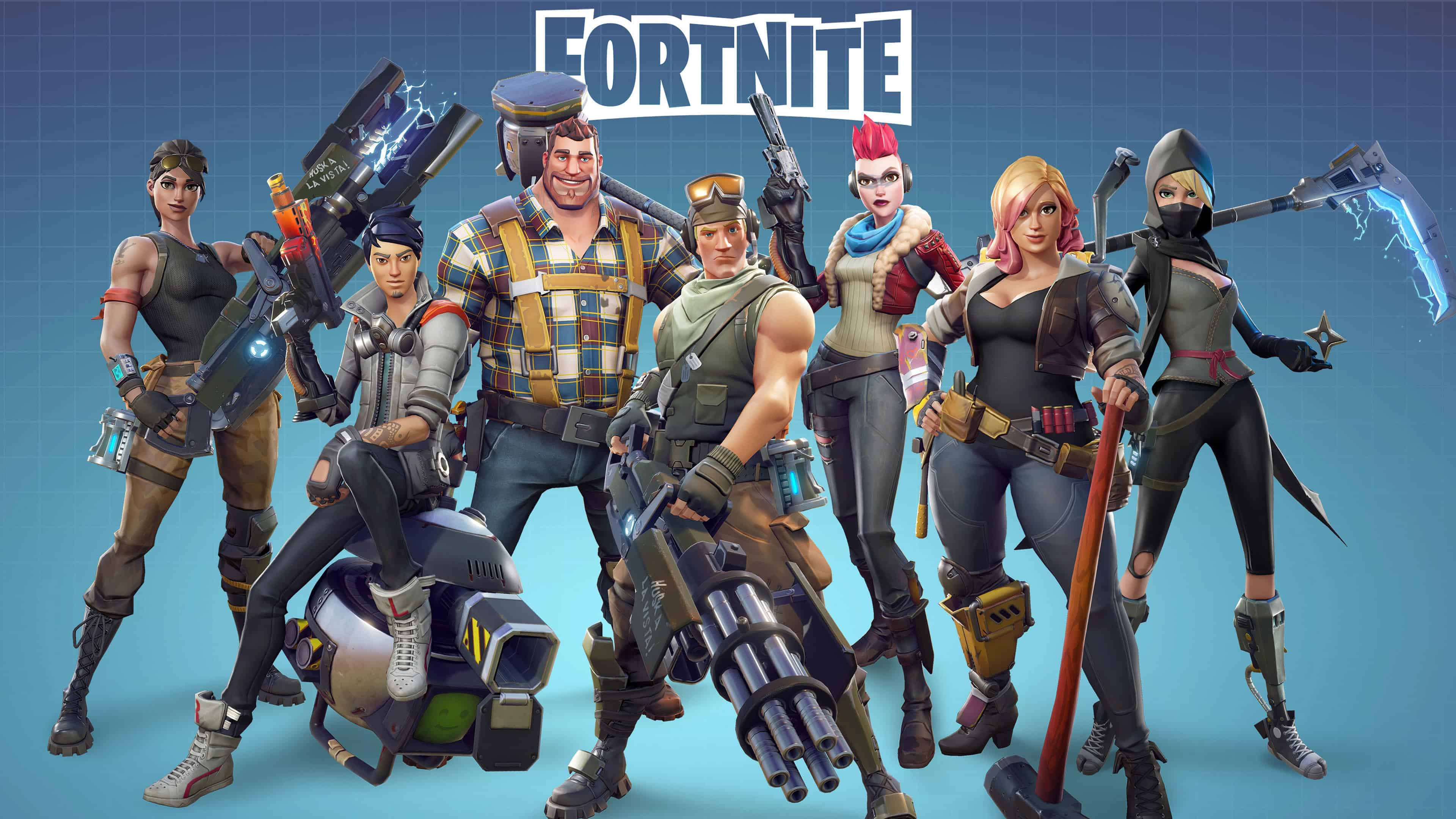 Fortnite UHD 4K Wallpaper | Pixelz