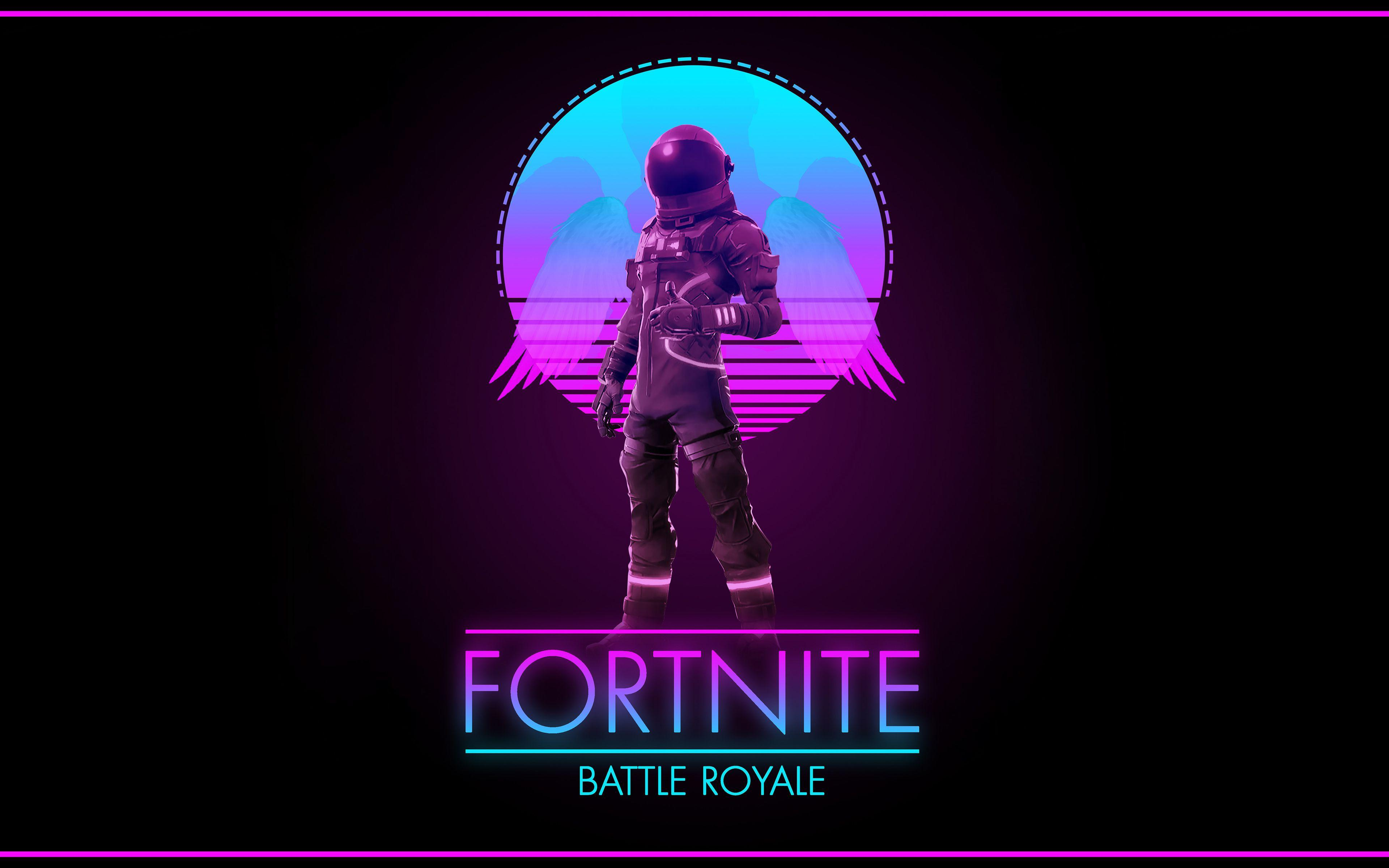Download wallpapers Fortnite Battle Royale, 4k, 2018 games, artwork