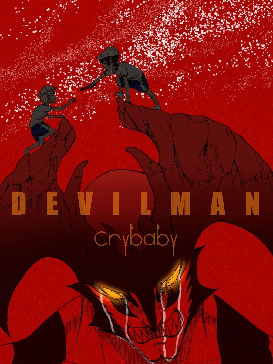 Devilman Crybaby Wallpapers Wallpaper Cave