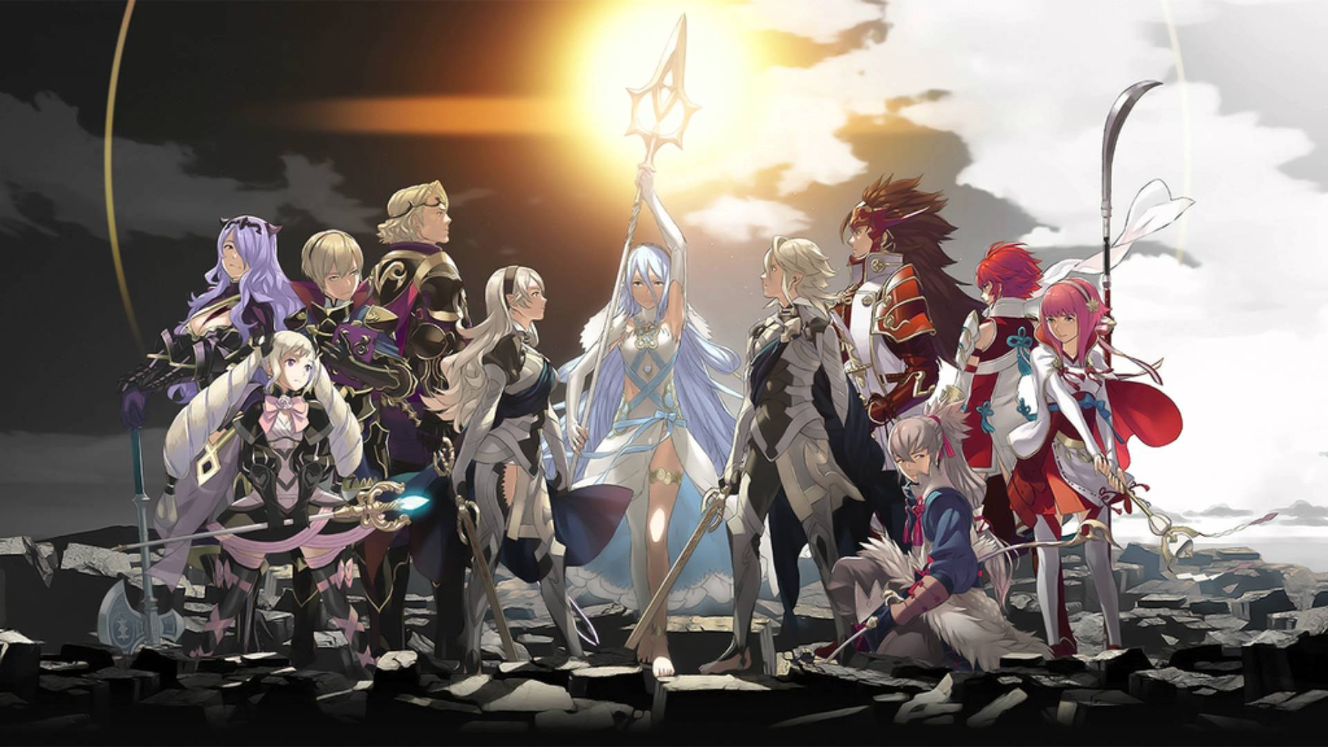 Fire Emblem Fates Arthur Wallpapers Wallpaper Cave