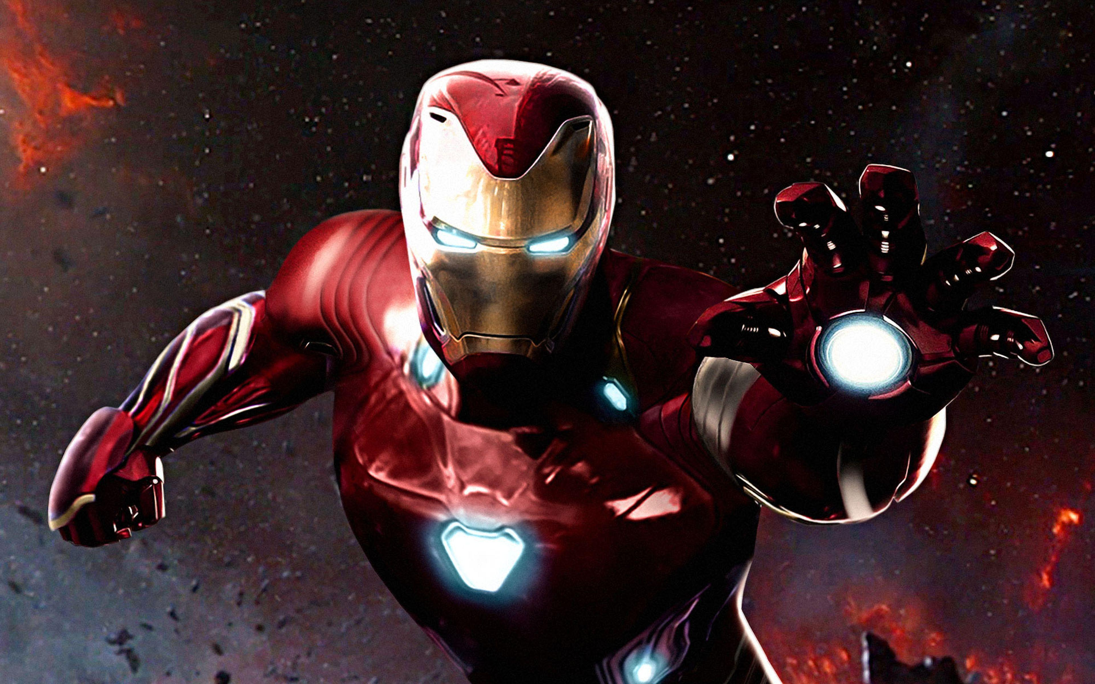 Iron Man Infinity War 4k Wallpapers Wallpaper Cave