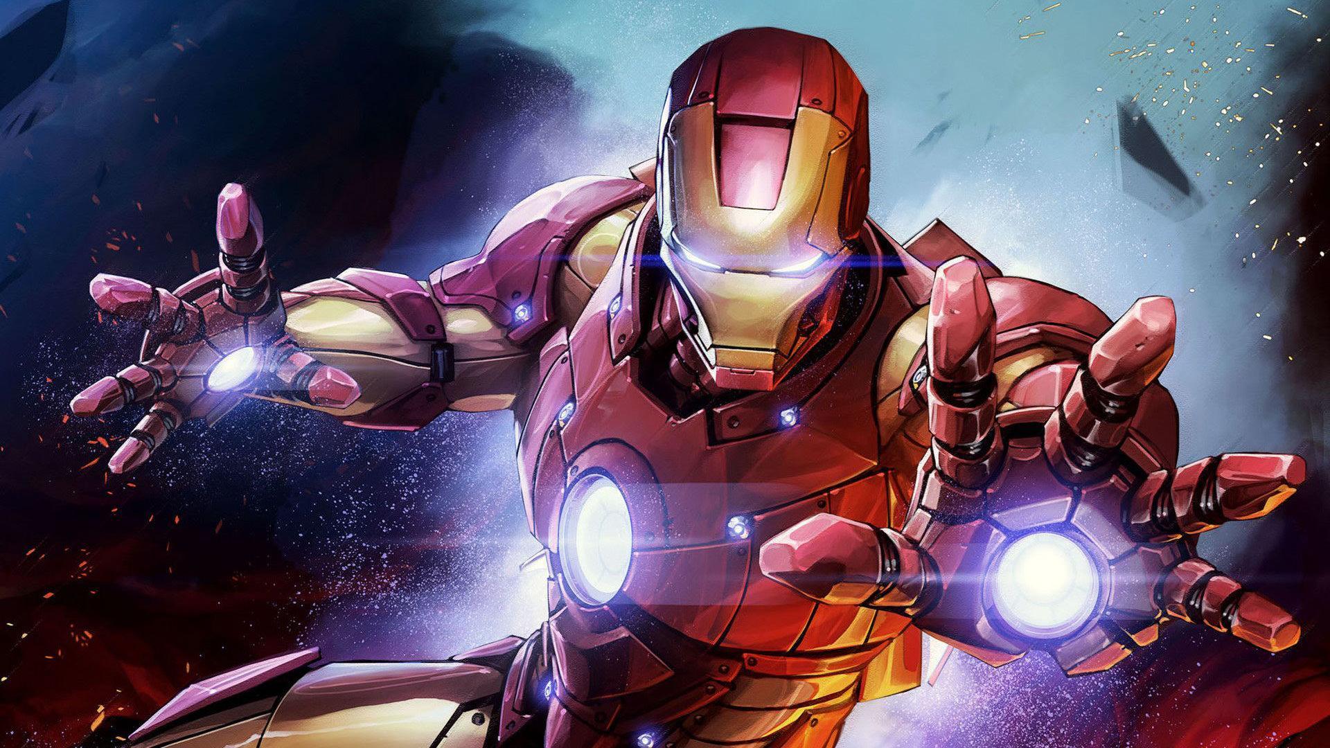 Infinity War Iron Man Wallpapers Wallpaper Cave