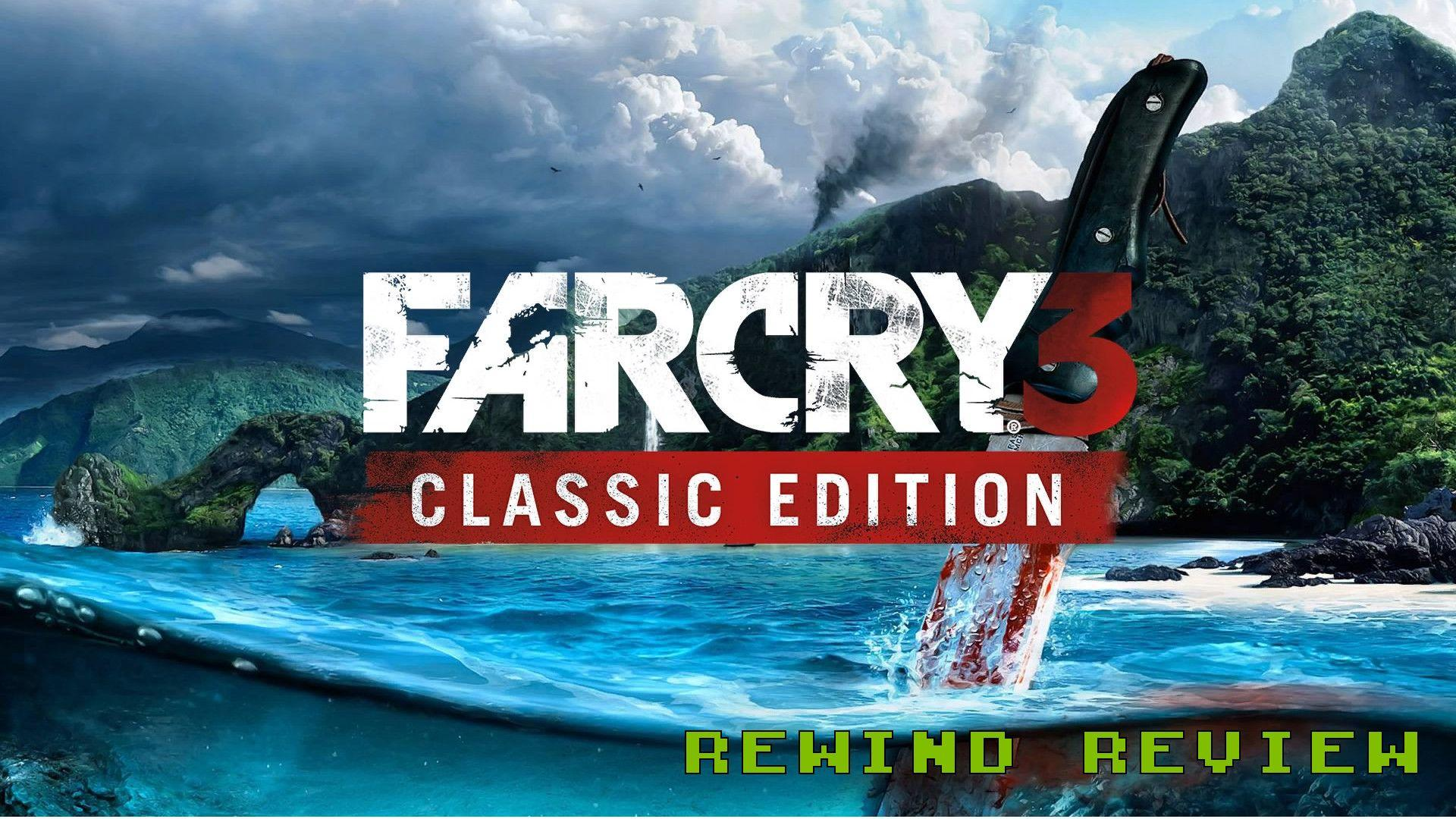 Far Cry 3 Classic Edition Wallpapers Wallpaper Cave