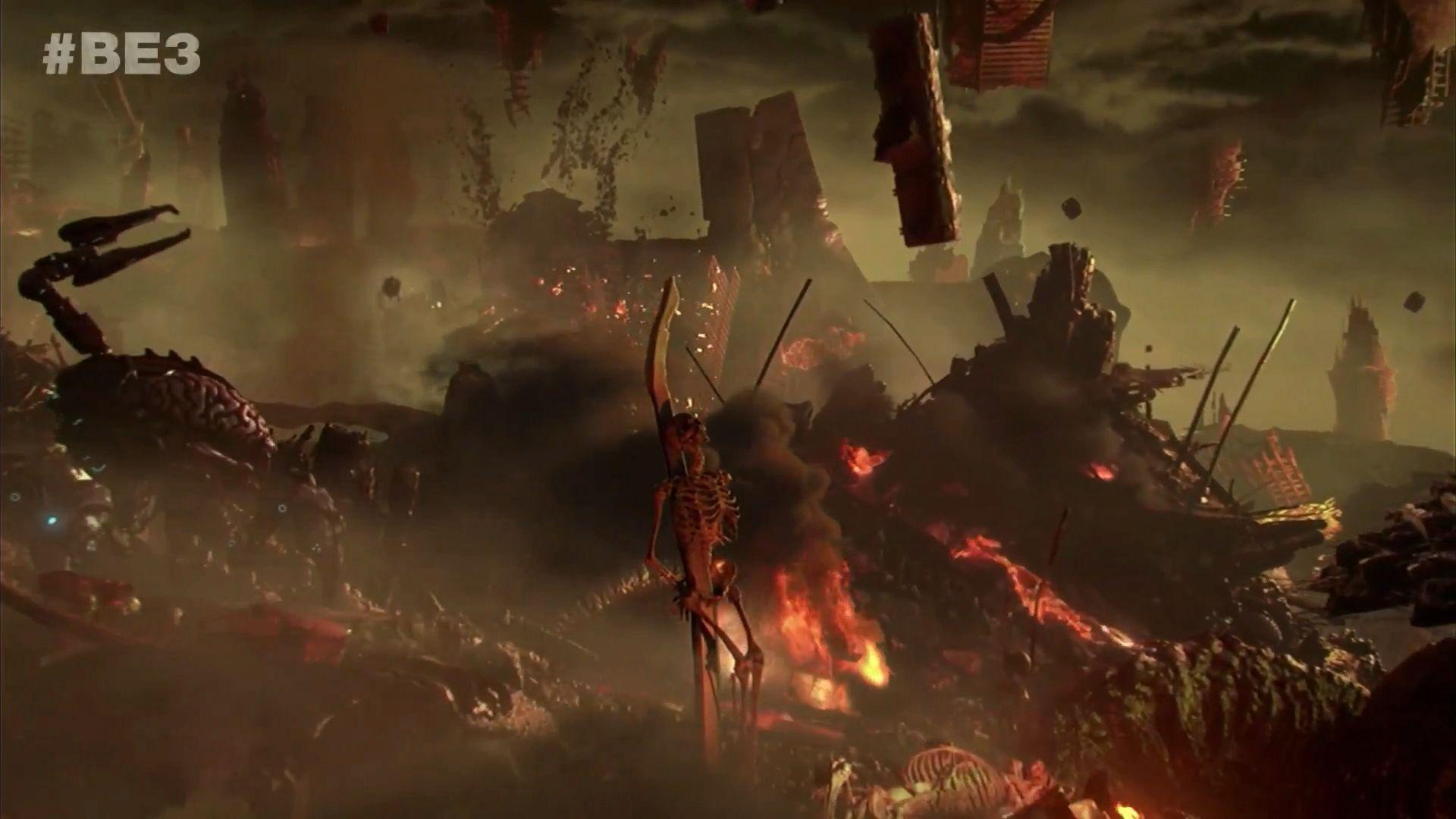 Doom Eternal Wallpapers - Wallpaper Cave