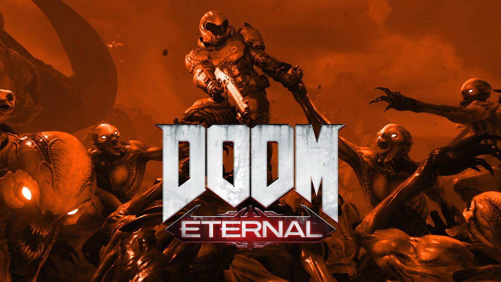 Doom Game Wallpaper 70 Images: Doom Eternal Wallpapers