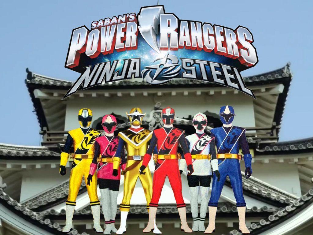 Power Rangers Ninja Steel Wallpapers - Wallpaper Cave