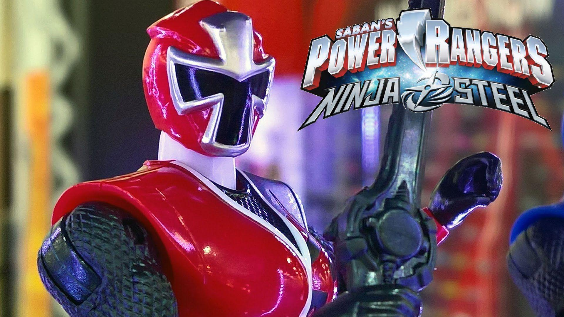 Power Rangers Ninja Steel Wallpapers - Wallpaper Cave