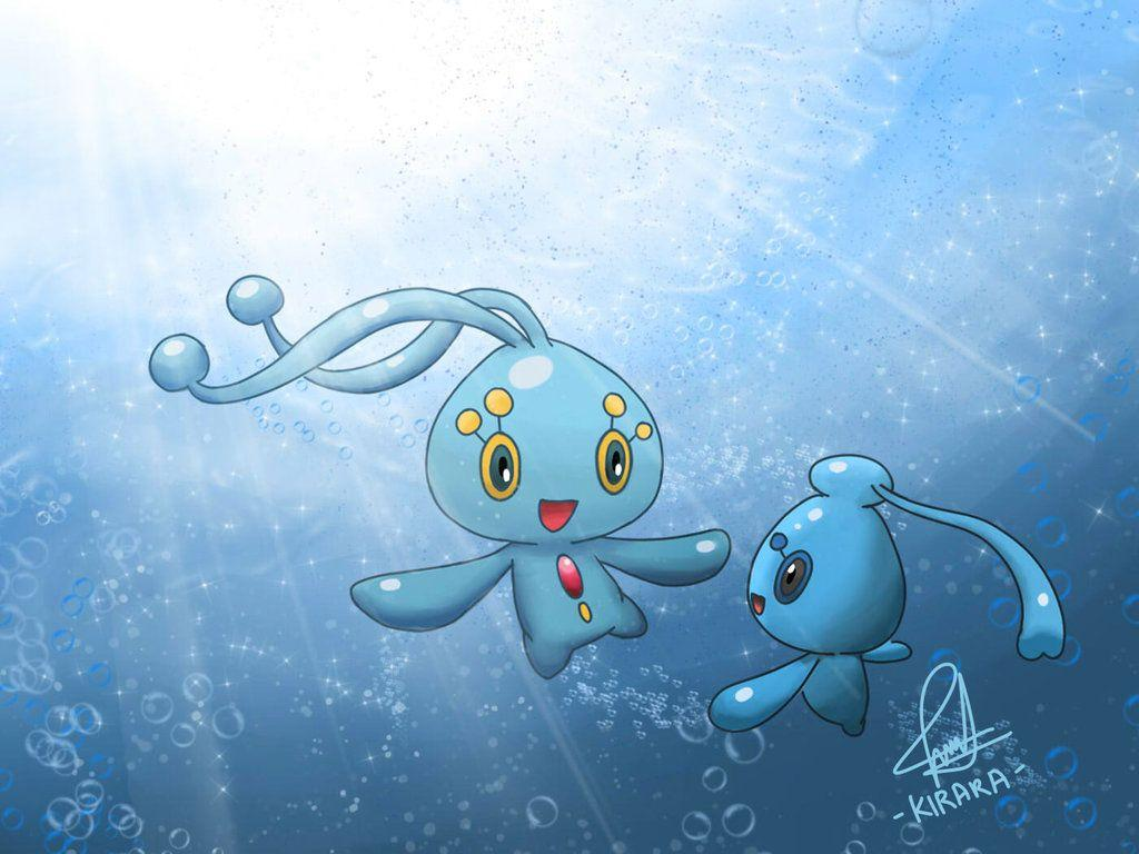 Manaphy x Phione by Kirara-CecilVenes on DeviantArt