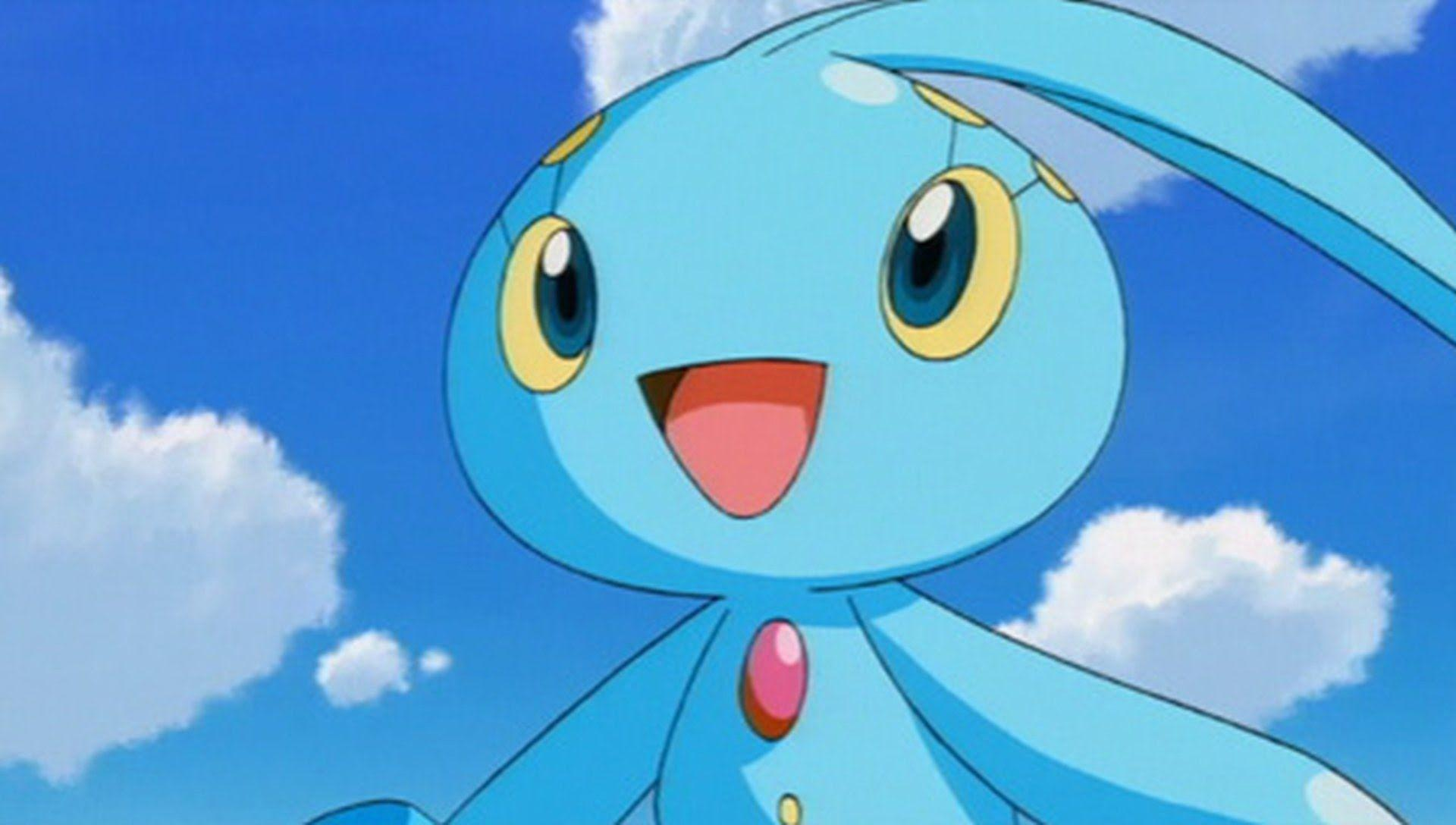 Manaphy HD Wallpapers 20+