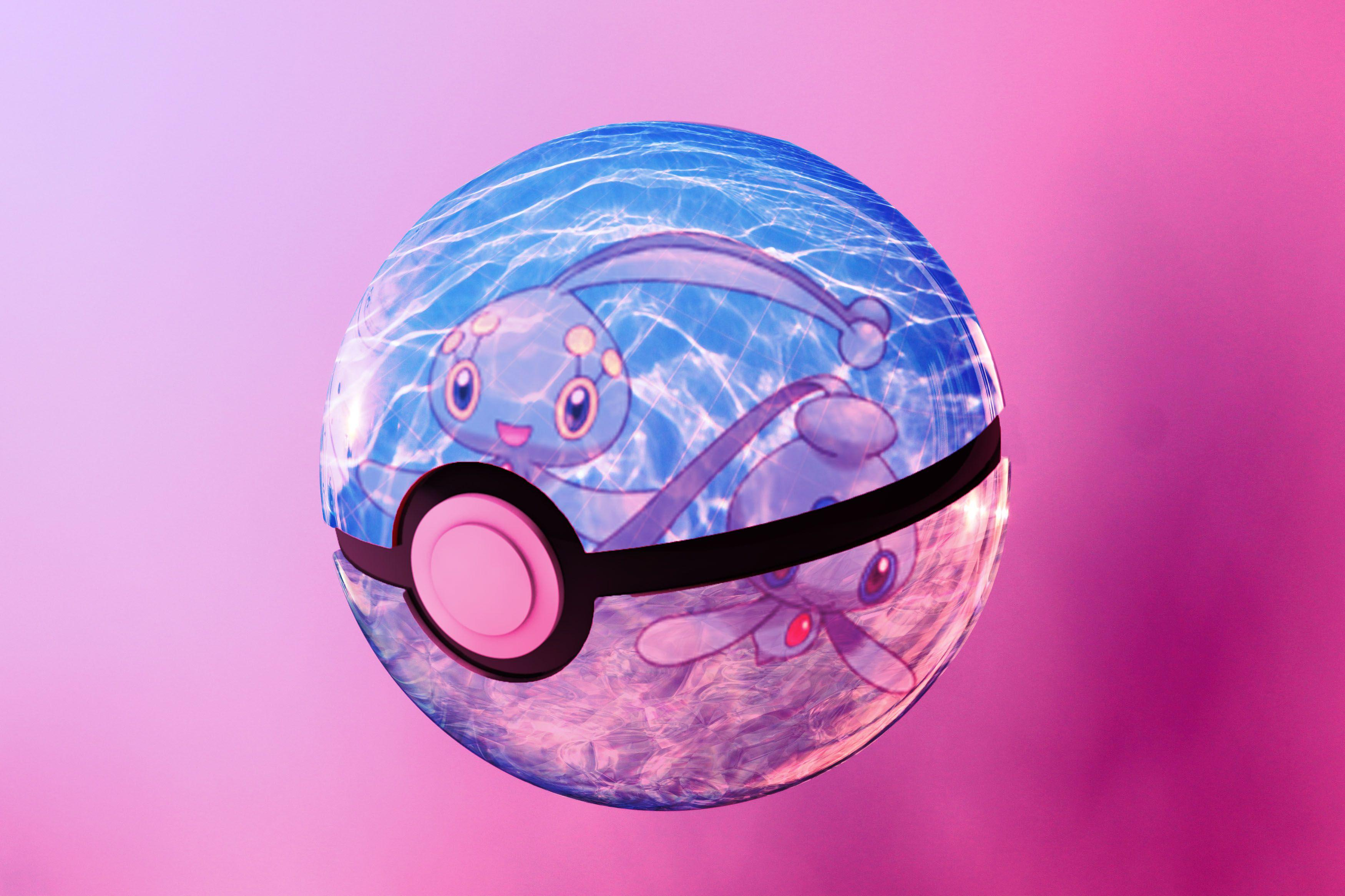 Manaphy Wallpapers, Special HDQ Manaphy Wallpapers