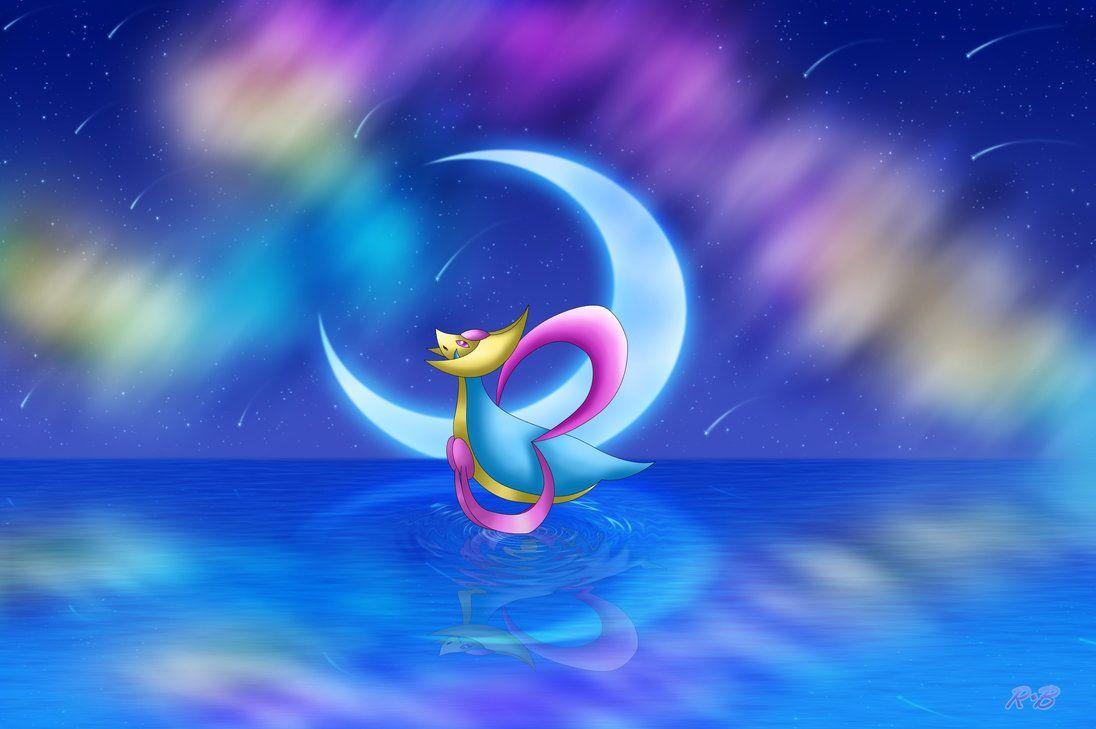 Cresselia - Night's Rise by Rose-Beuty on DeviantArt