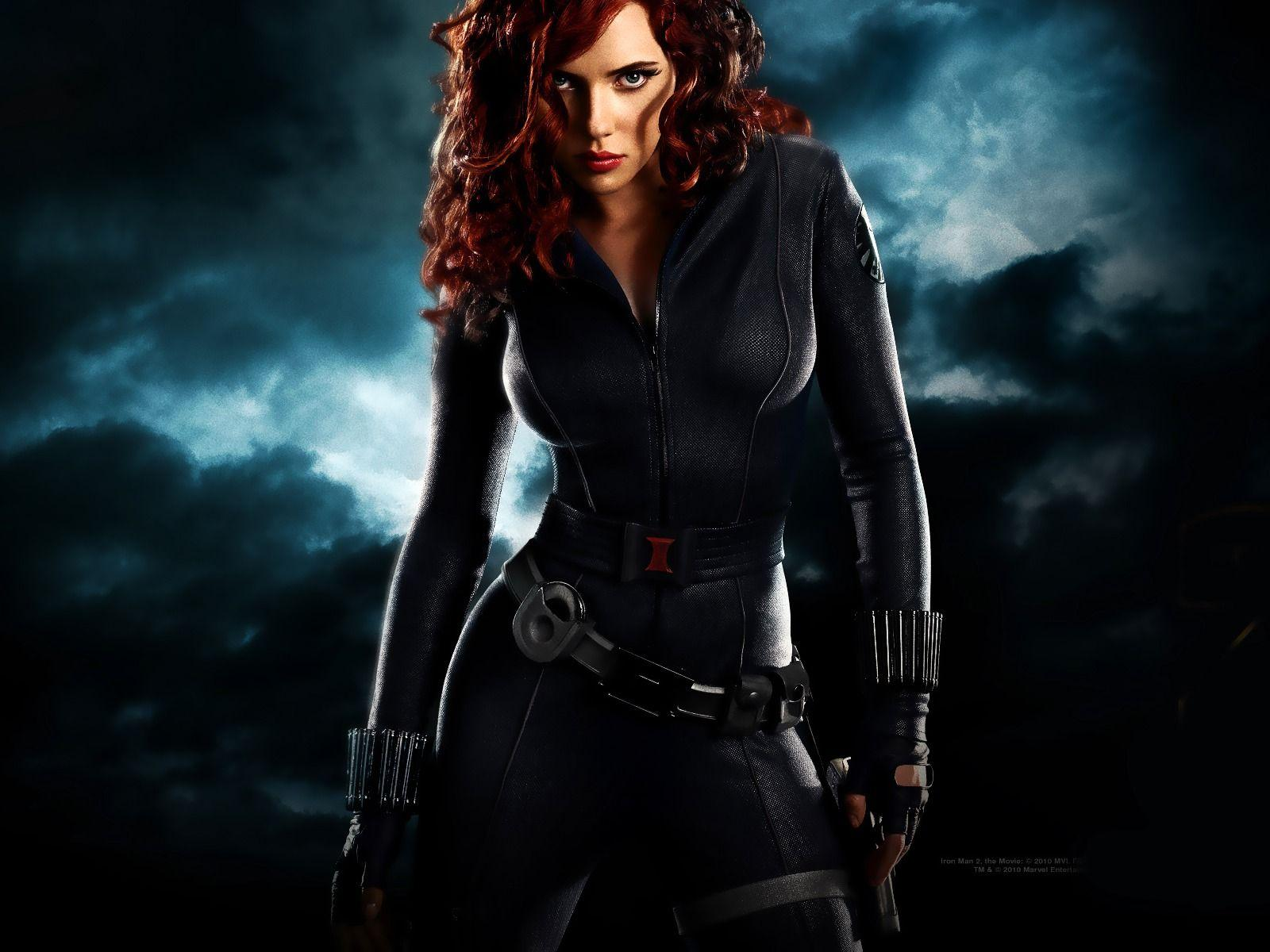 Scarlett Johansson Black Widow Wallpaper Scarlett Johansson Movies
